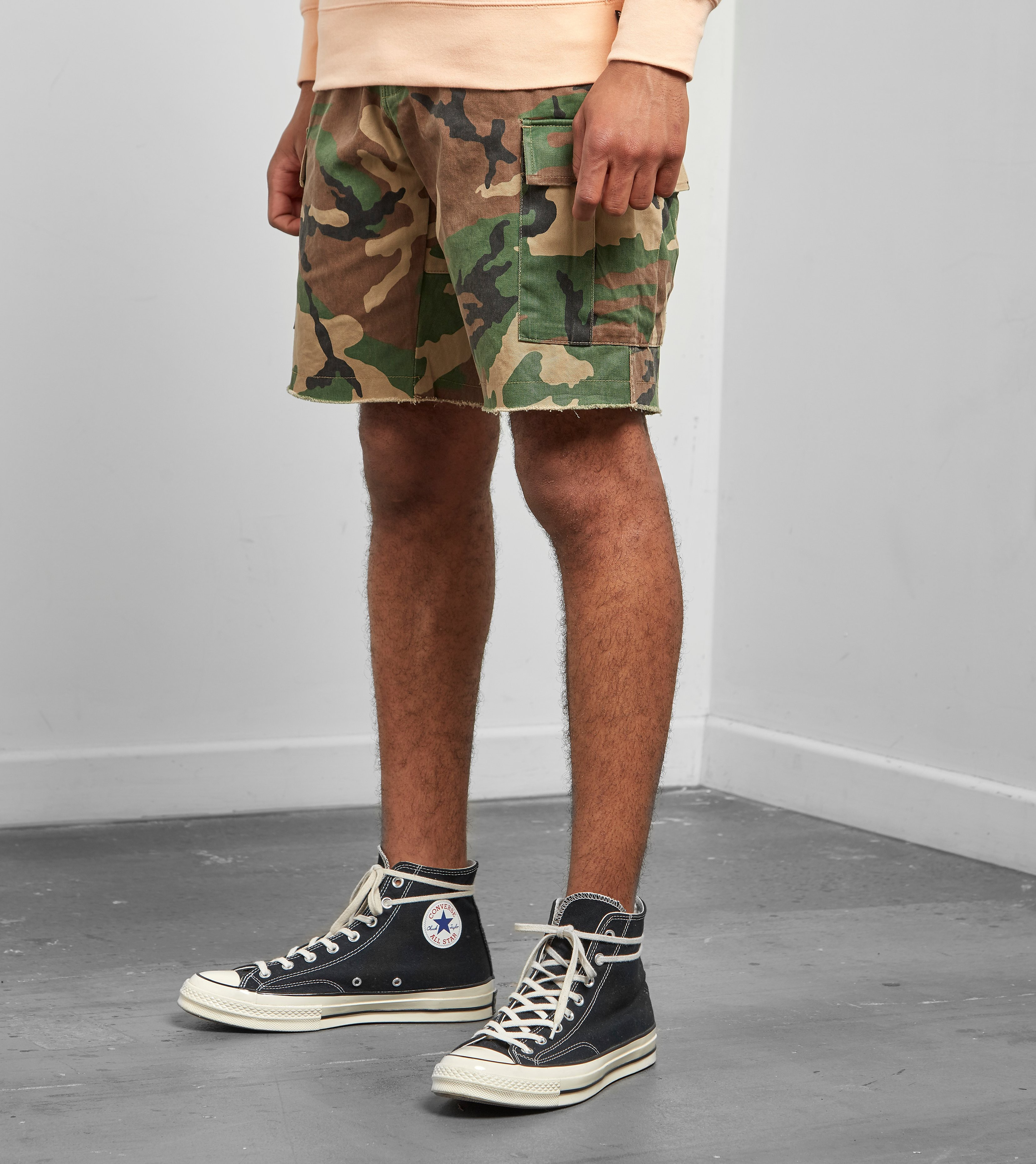 HUF Standard Issue Cargo Shorts