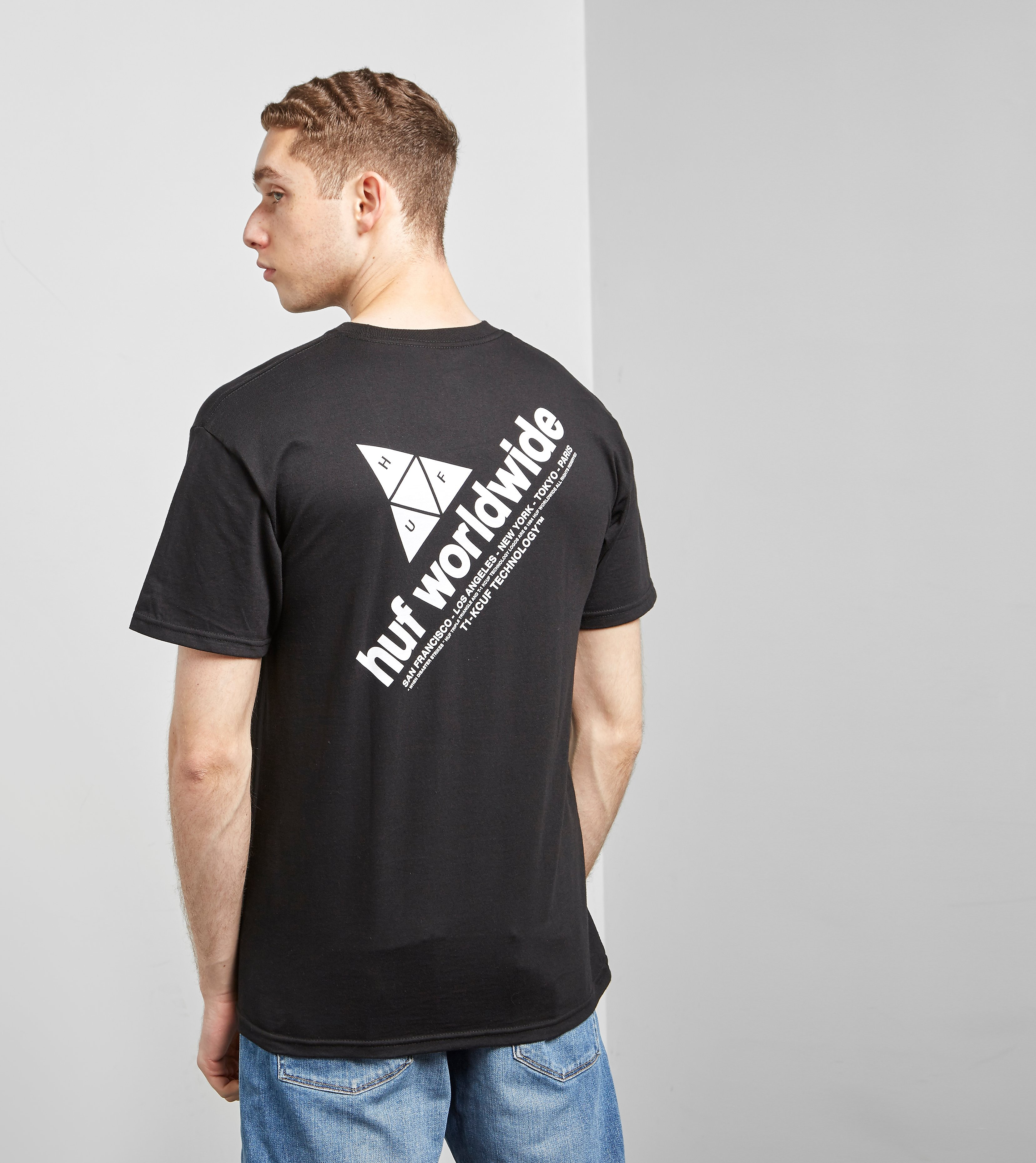 HUF Peak T-Shirt