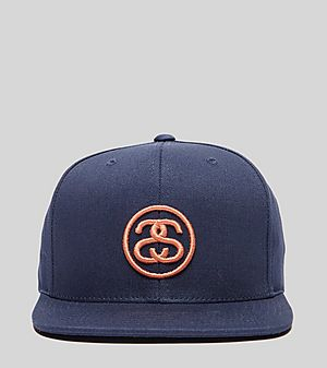 Stussy SS-Link Snapback Stussy SS-Link Snapback 816aed8d0