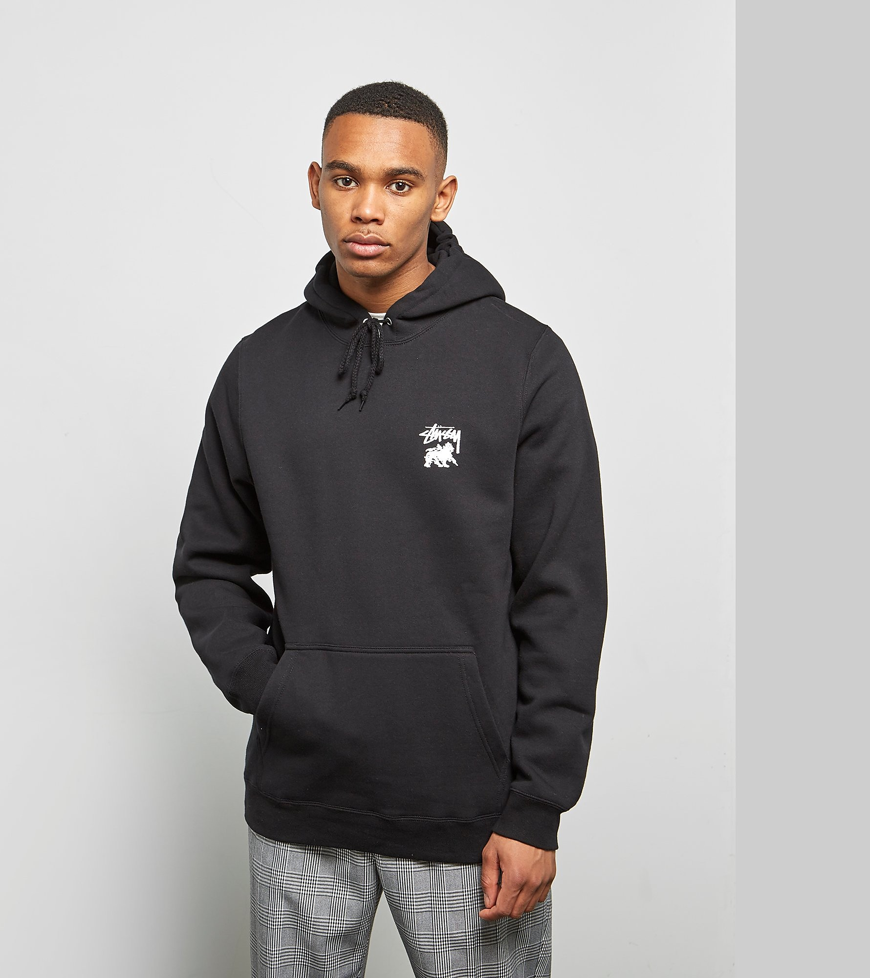 Stussy Lion Shield Hoody