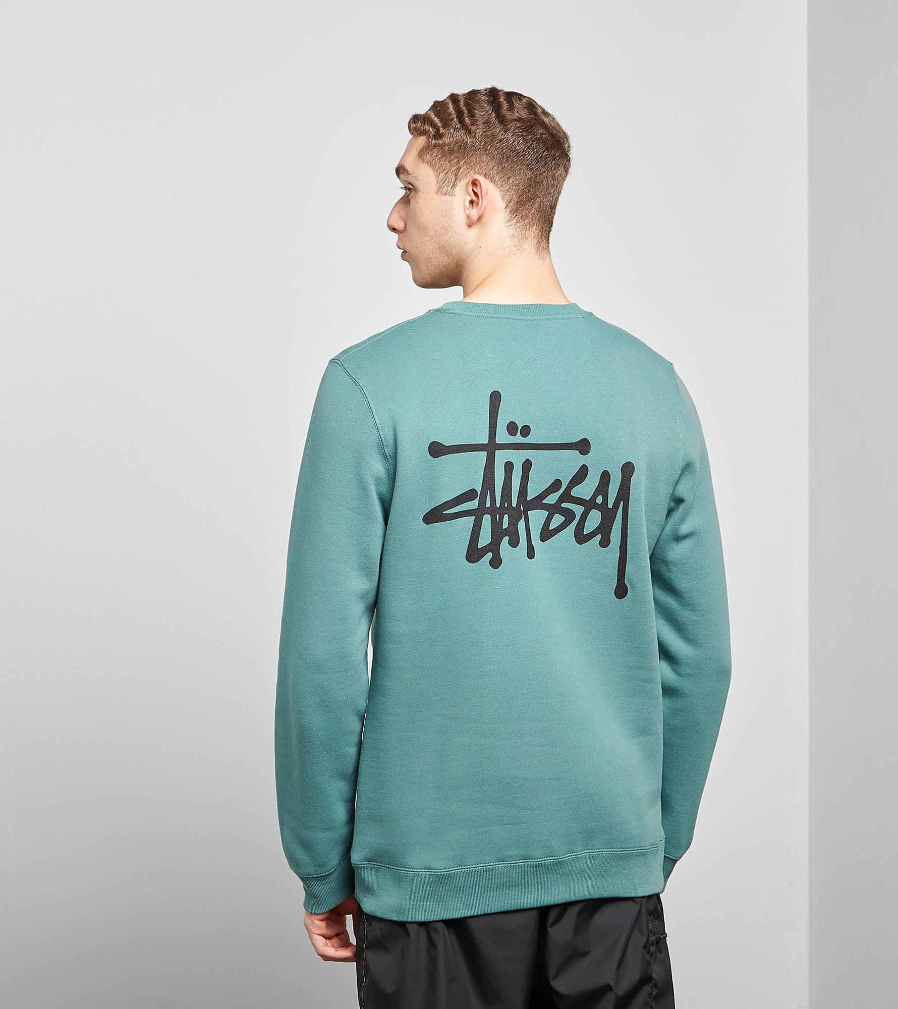 Stussy Basic Stussy Sweatshirt