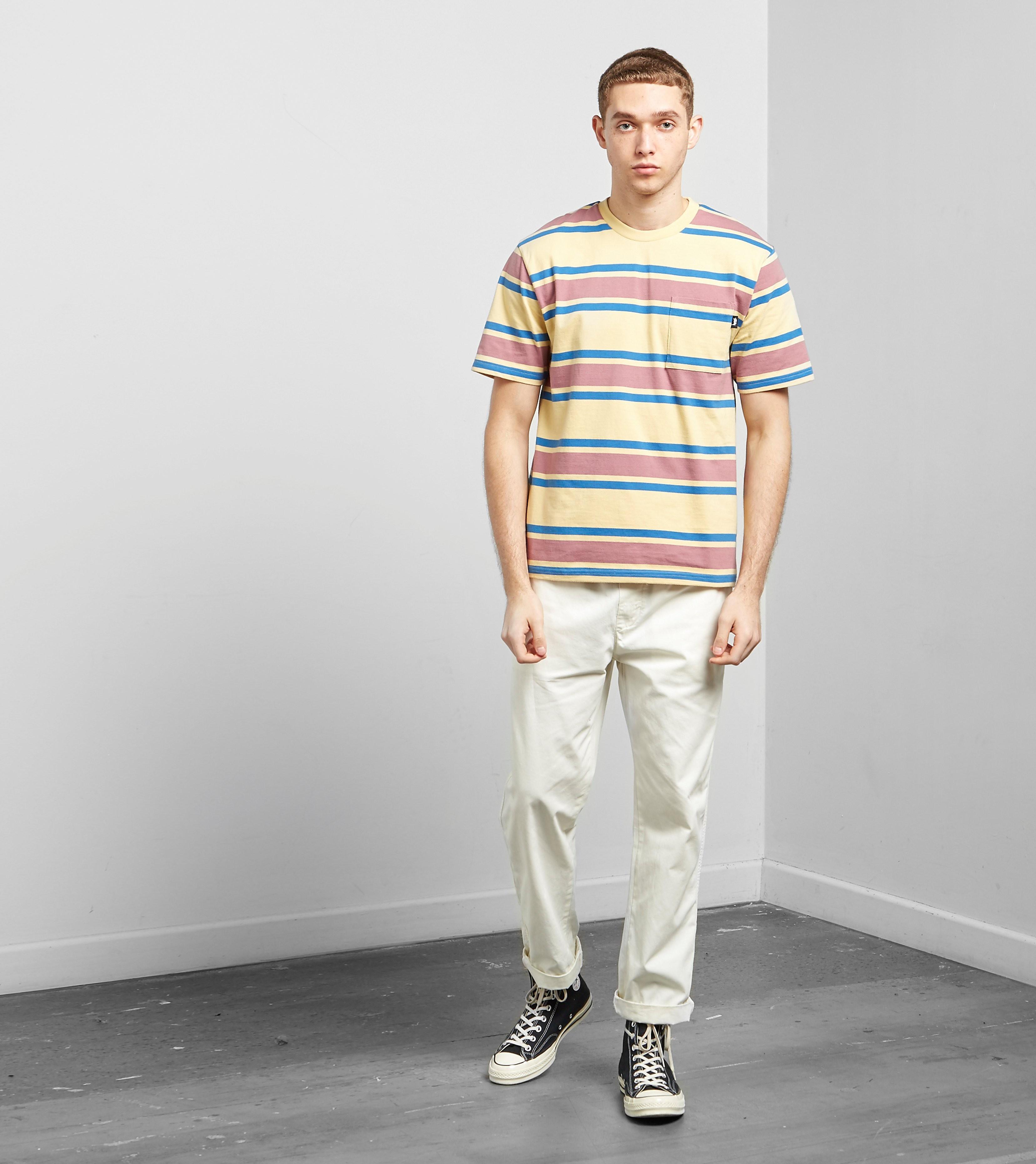 Stussy Bold Stripe T-Shirt