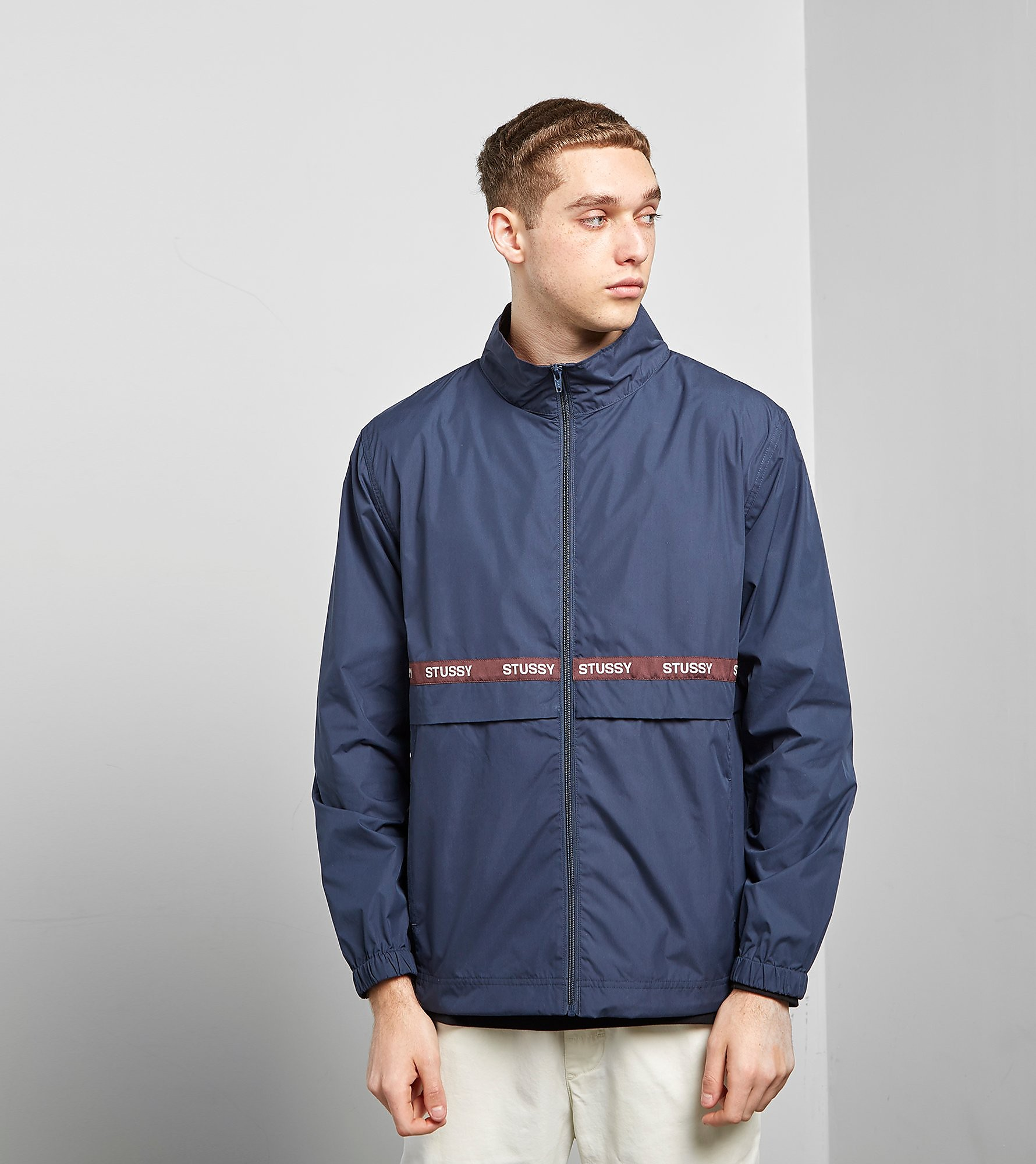 Stussy Lewis Track Jacket