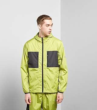 HUF Orange Standard Shell 2 Jacket Mand Jakker Herrejakker