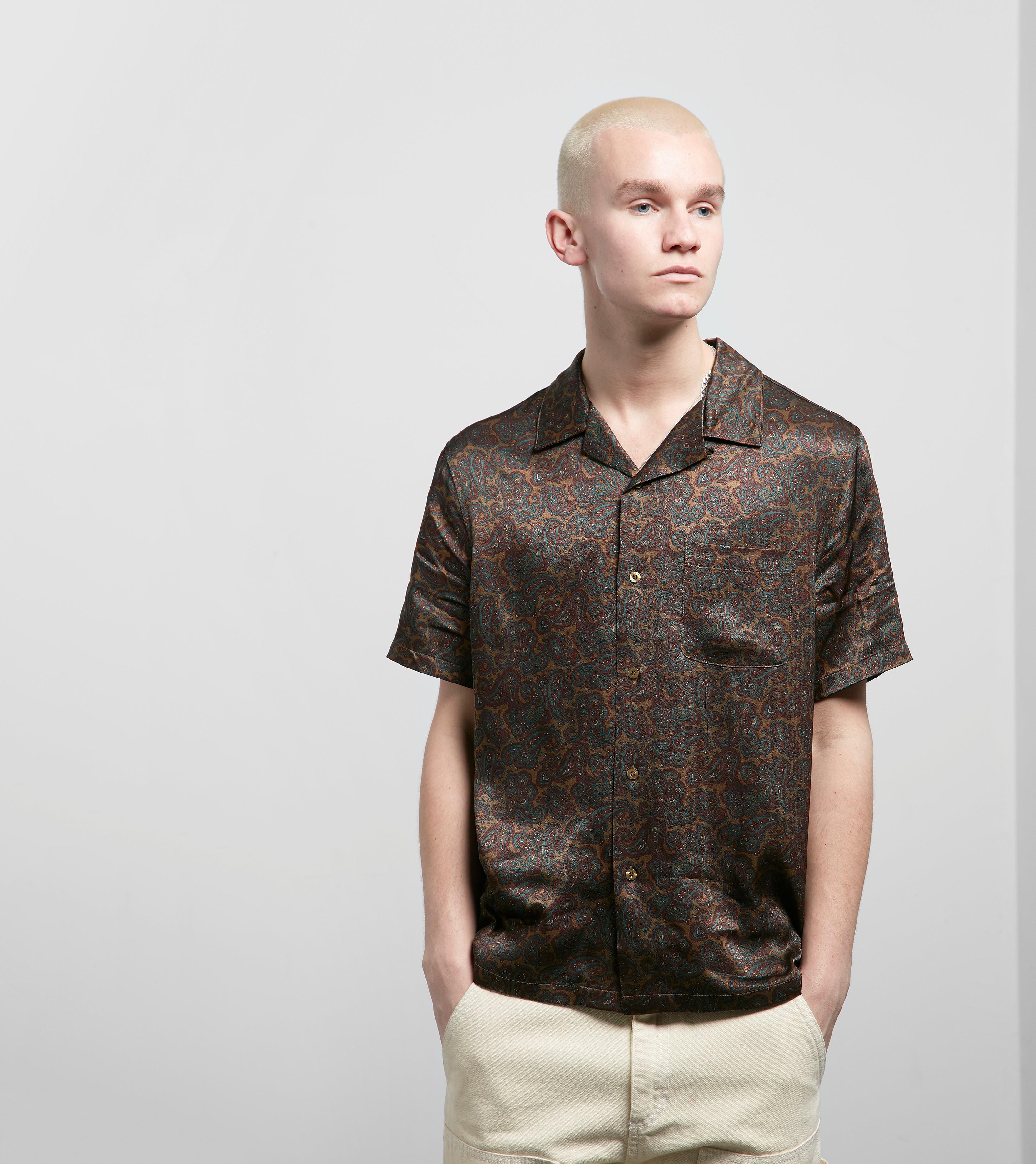 Stussy Paisley Shirt
