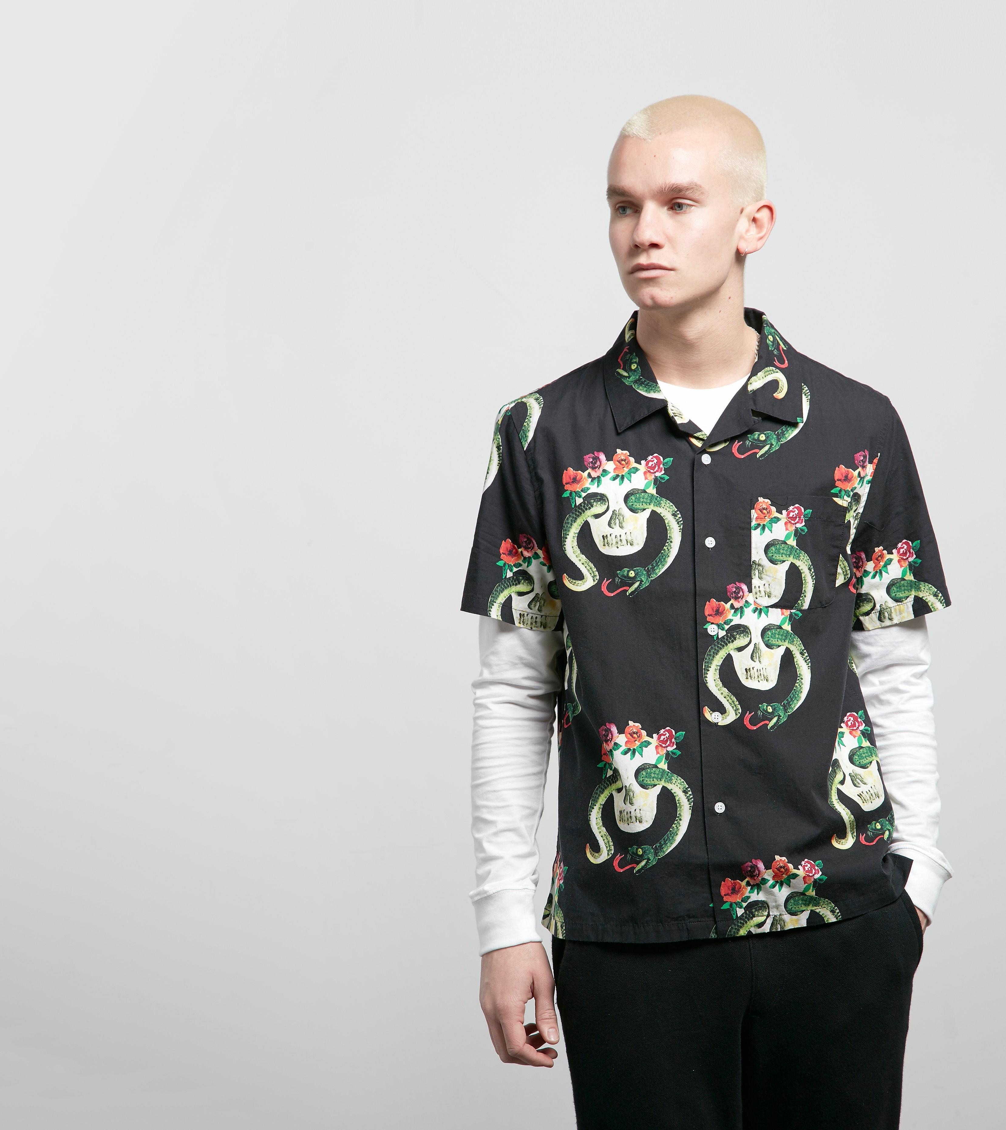 Stussy Skull Shirt