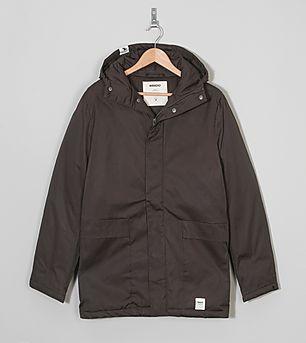 Wemoto Rena Hooded Wax Jacket