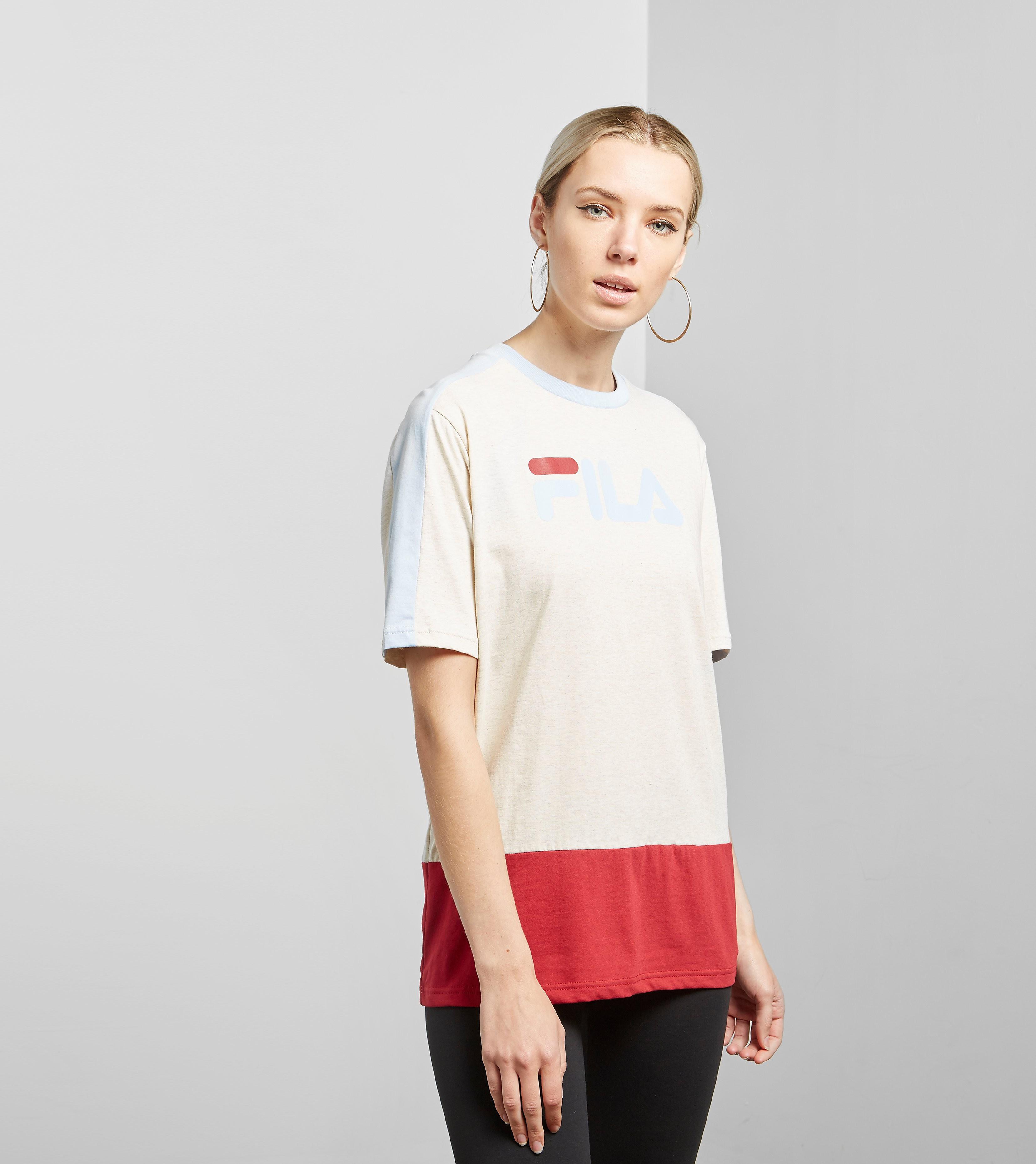 Fila T-Shirt Reba Panel
