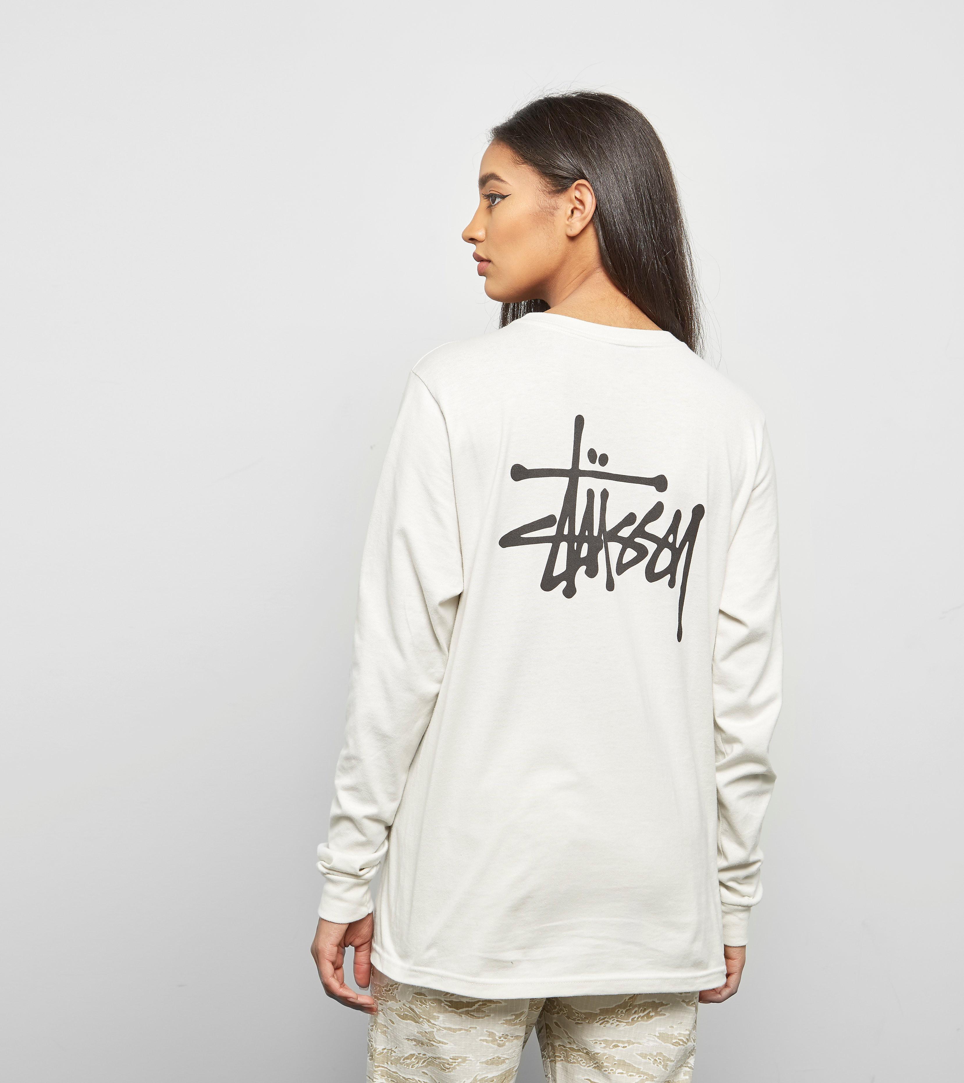 Stussy T-Shirt Manches Longues Basic