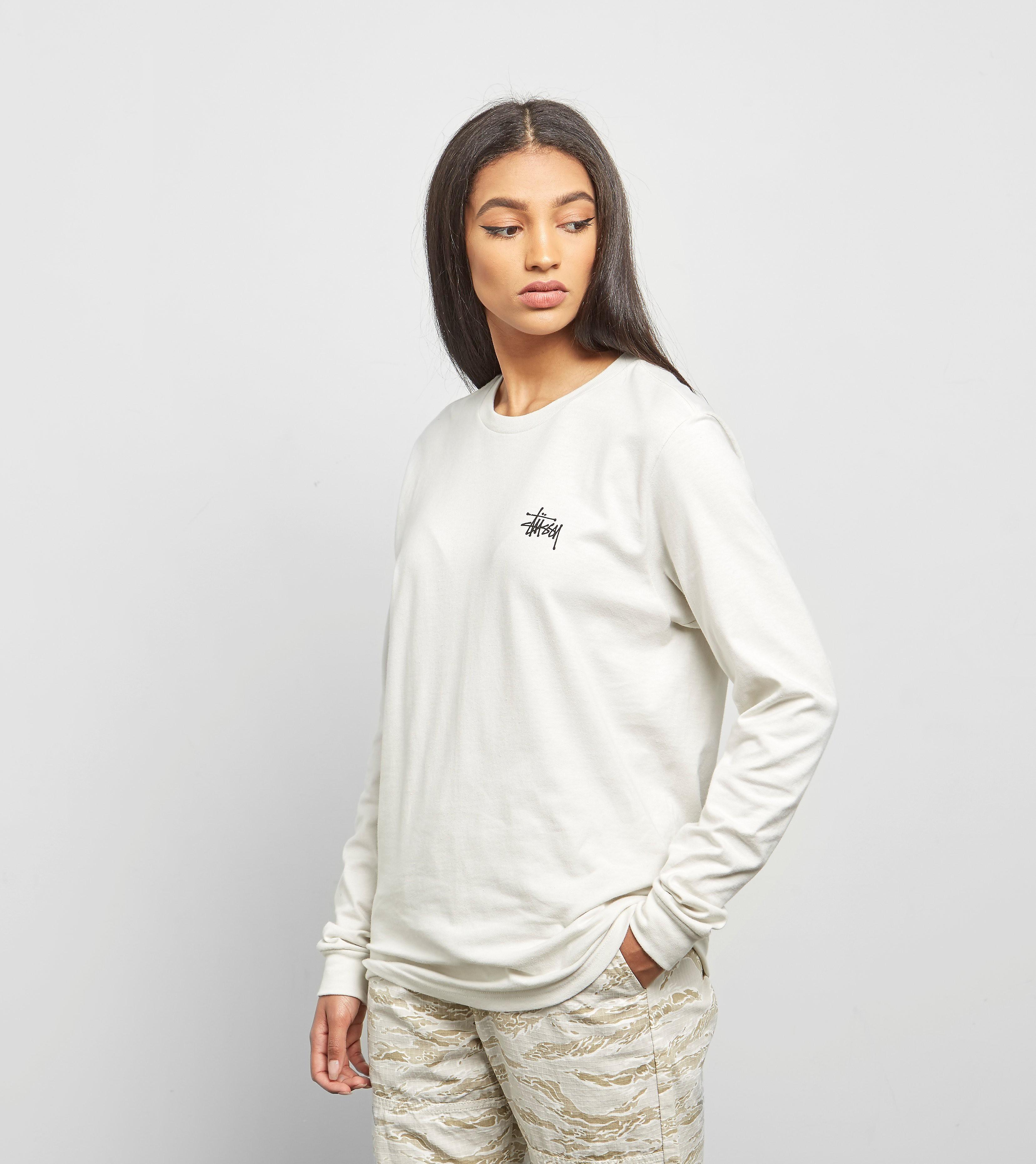 Stussy Basic Long Sleeved T-Shirt