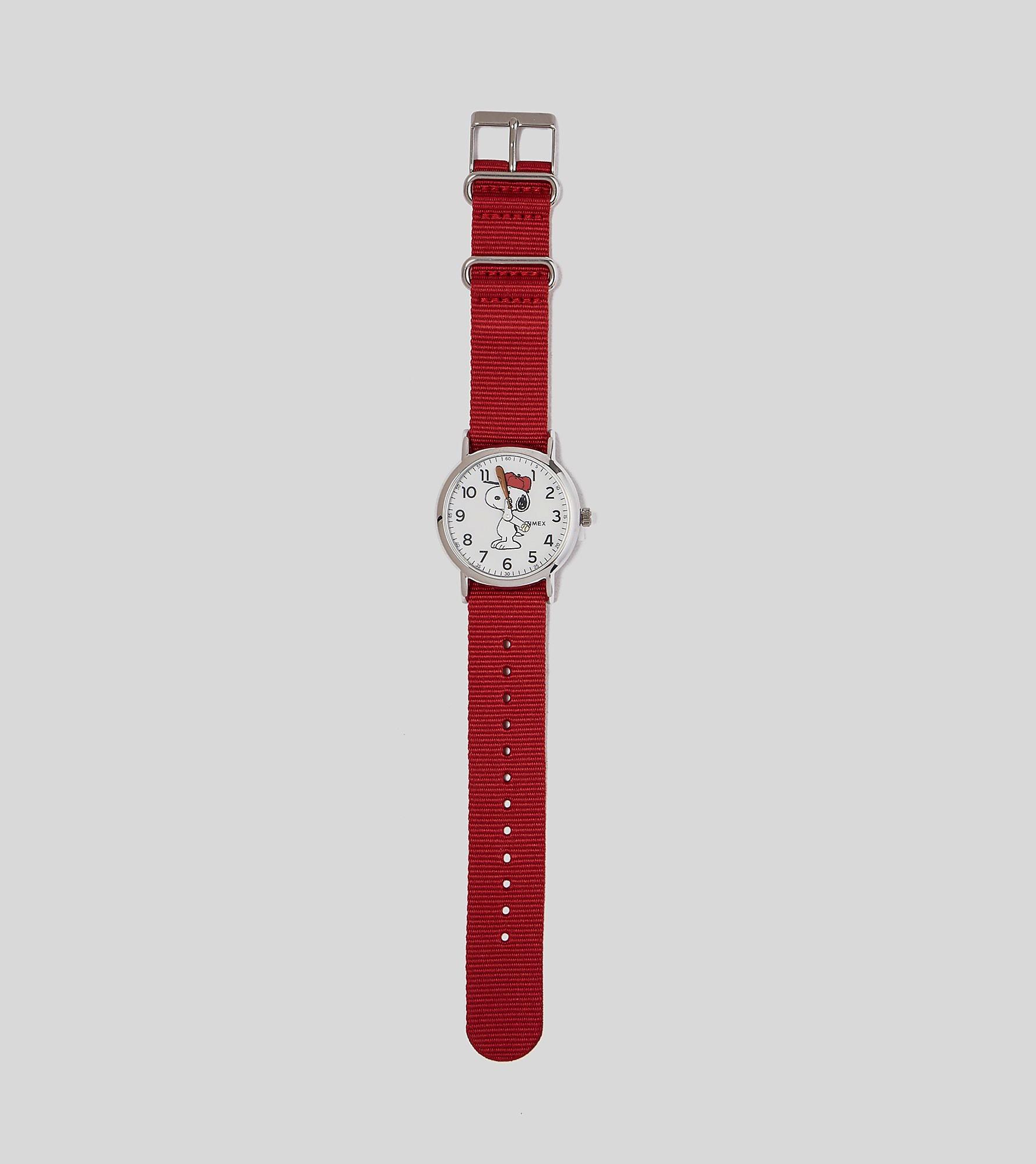 Timex Weekender x Peanuts Snoopy Watch