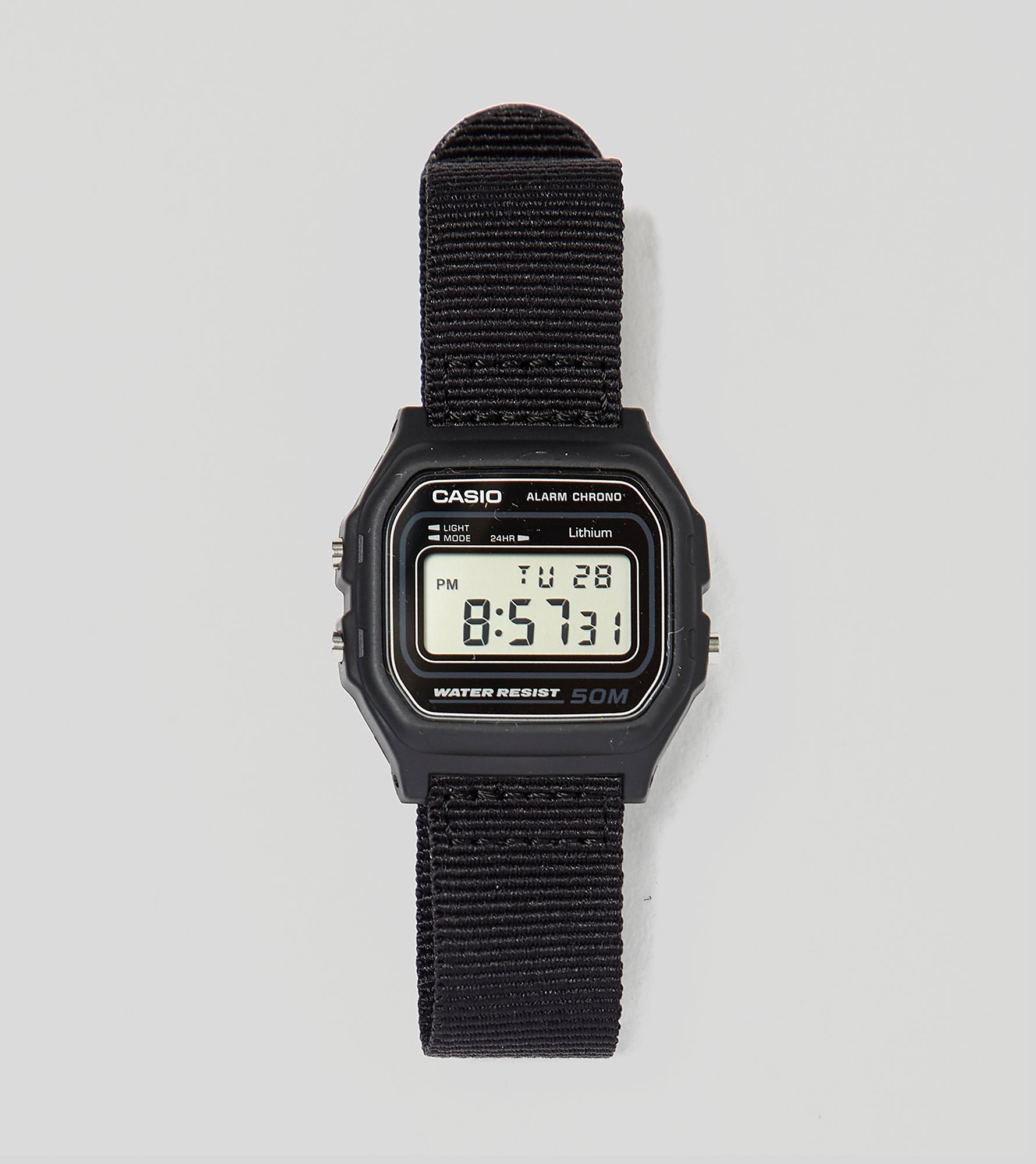 Casio Digital Cloth Strap Watch
