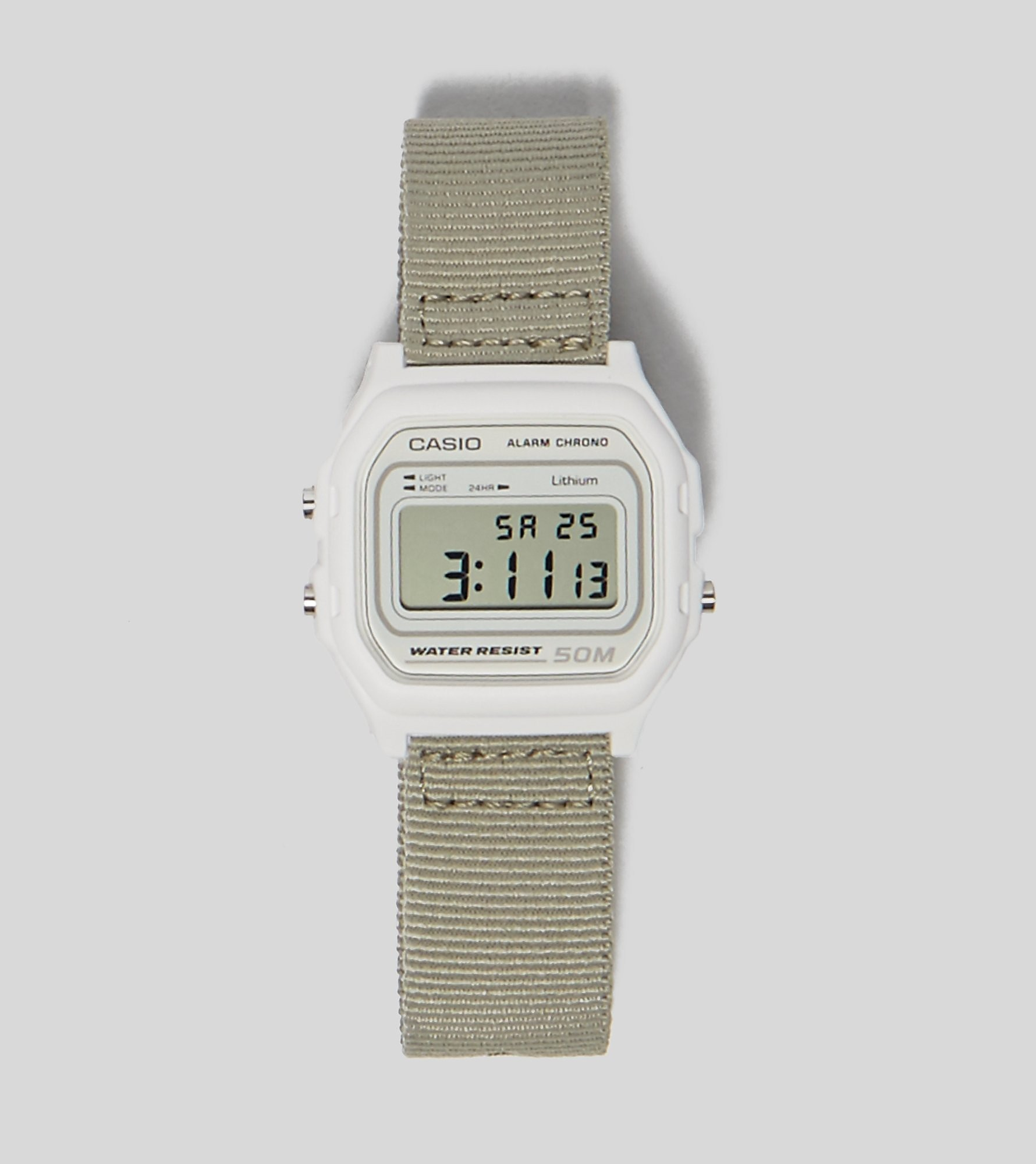 Casio Digital Cloth Strap Watch