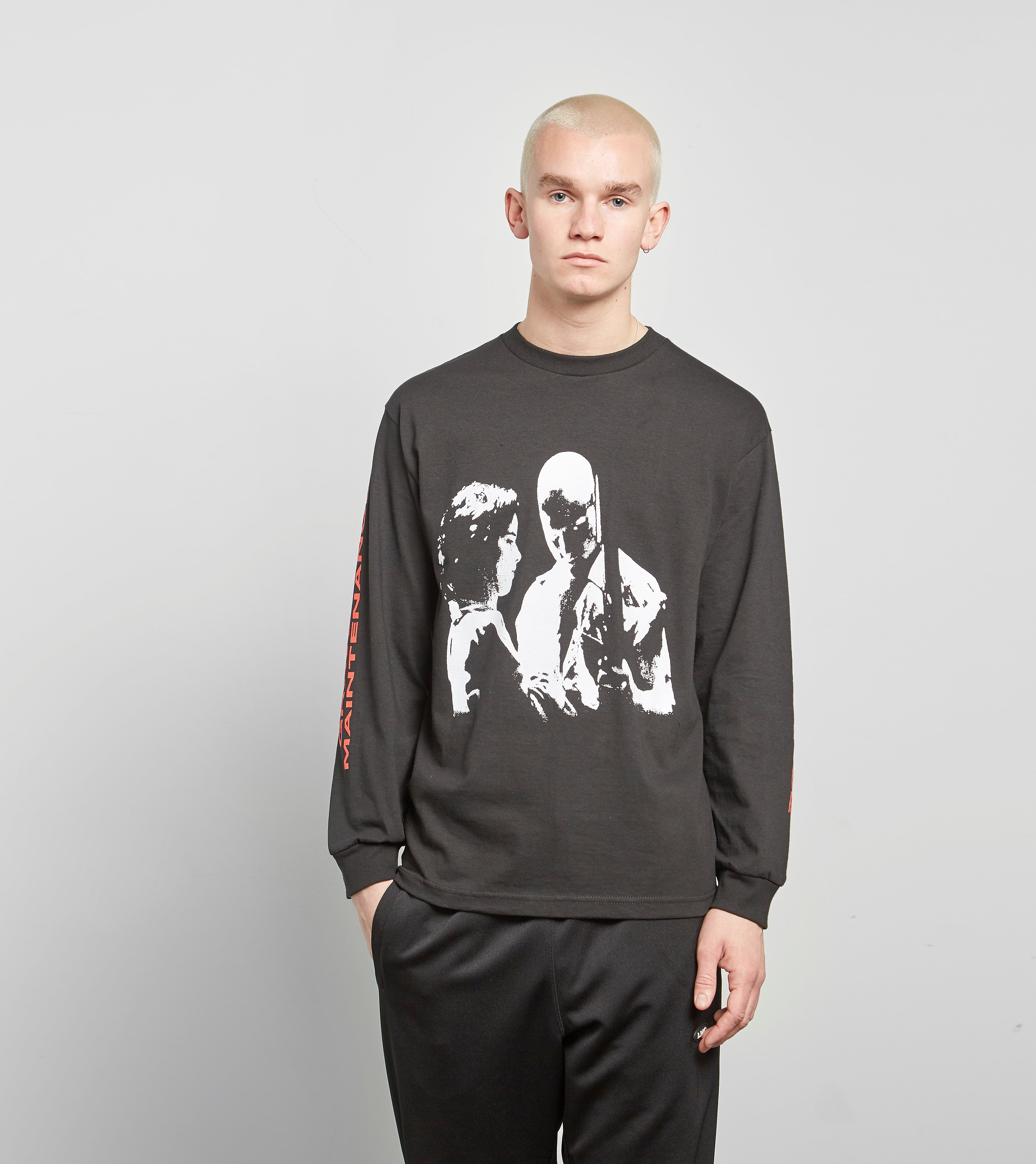 Cult Gloria Graveyard Long Sleeved T-Shirt