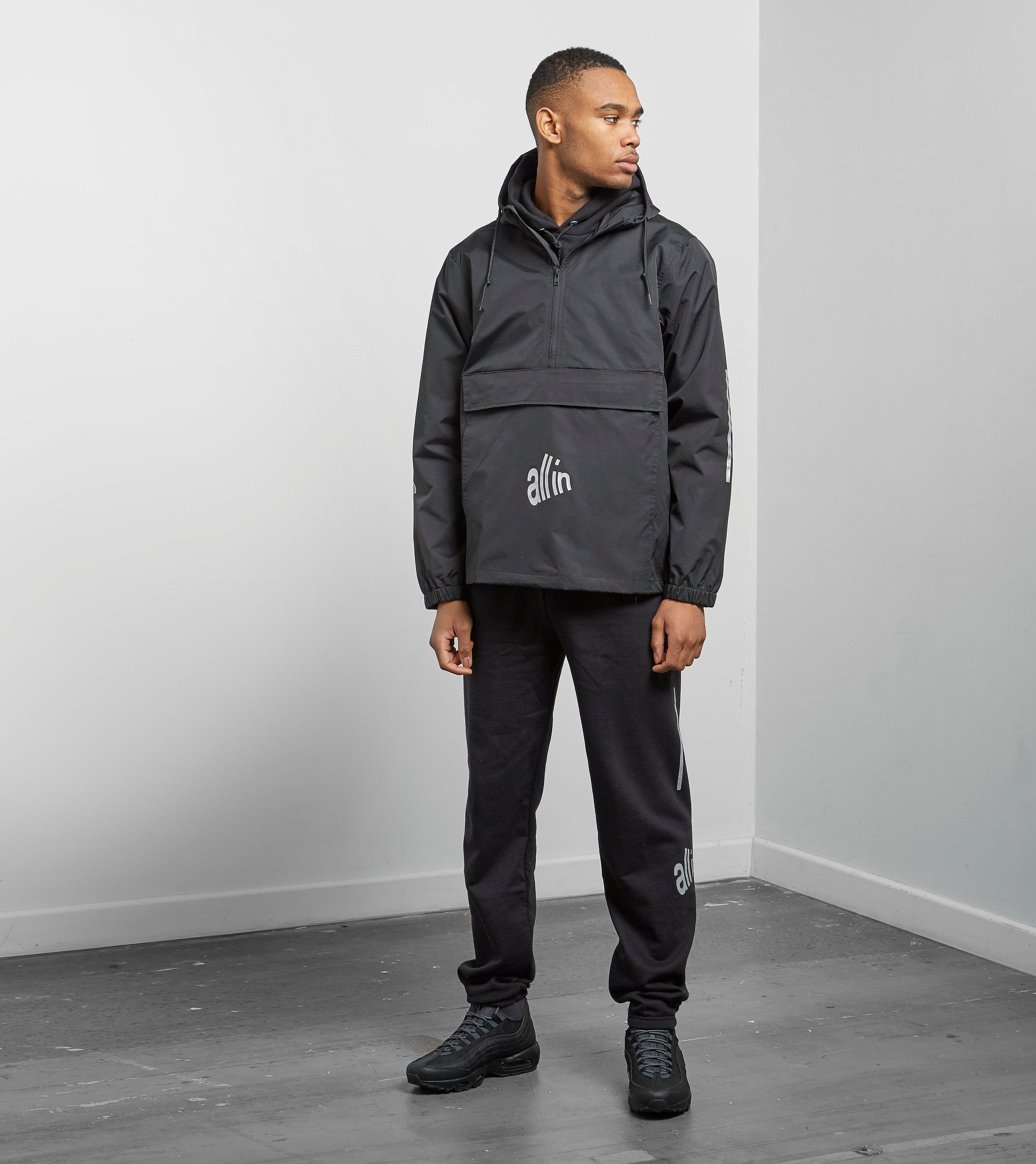 all in Signal Half Zip Jacket