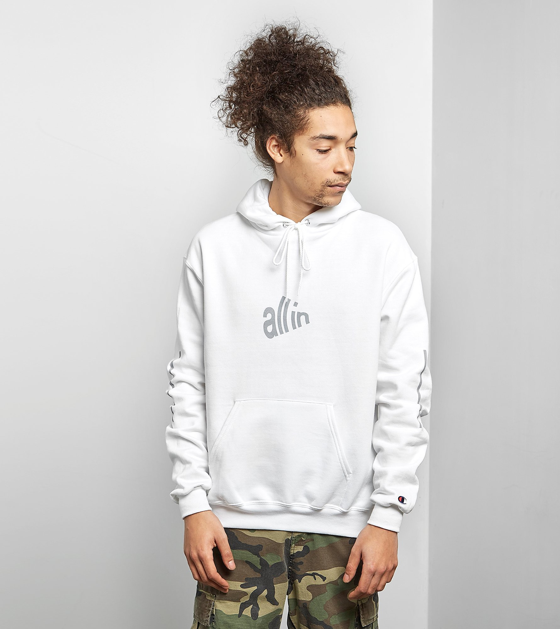 all in Signal Hoody