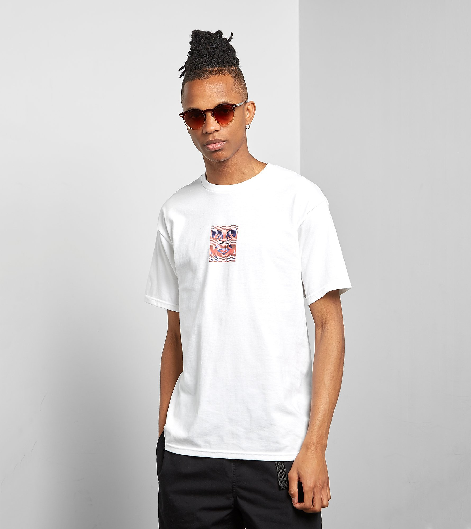Obey Split Face T-Shirt