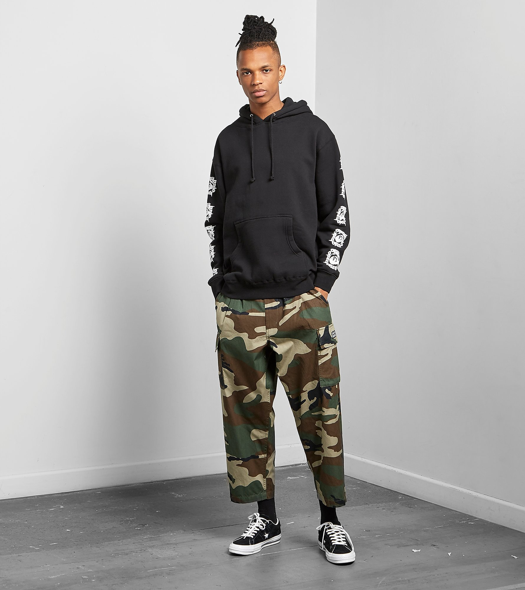 Obey Tunnel Vision Hoody