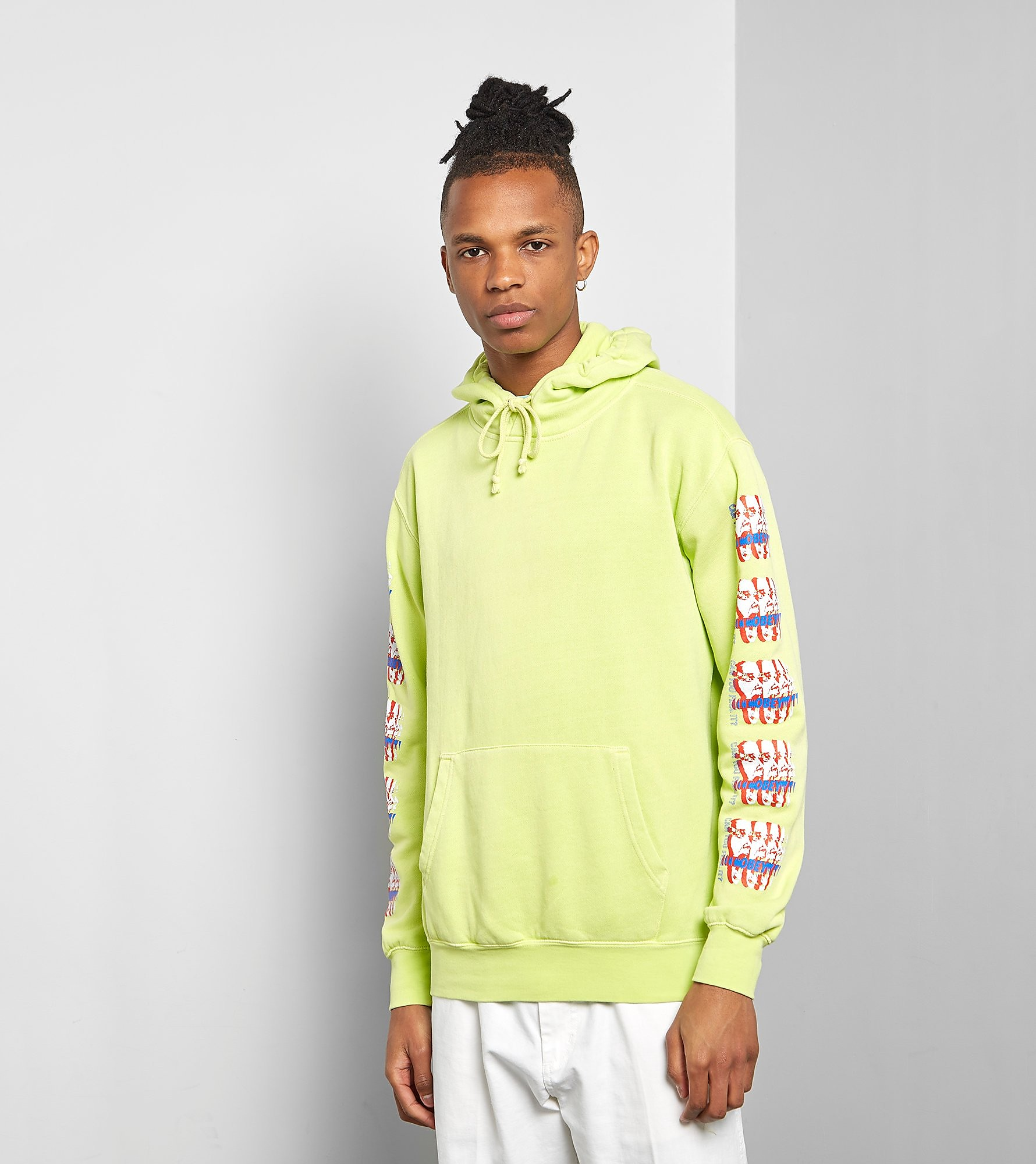 Obey Can You Feel It Hoody