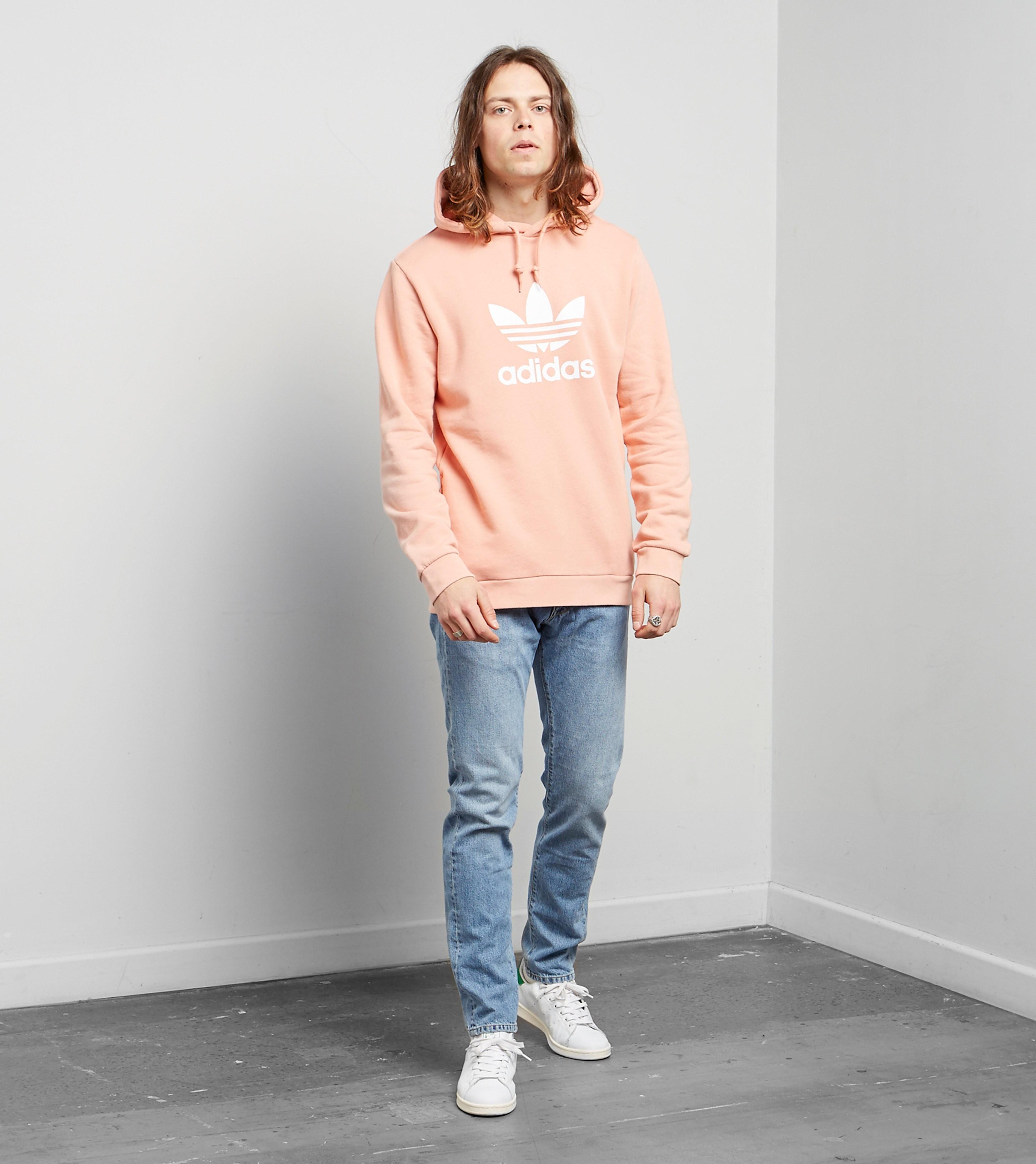 adidas Originals Trefoil Warm-Up Hættetrøje
