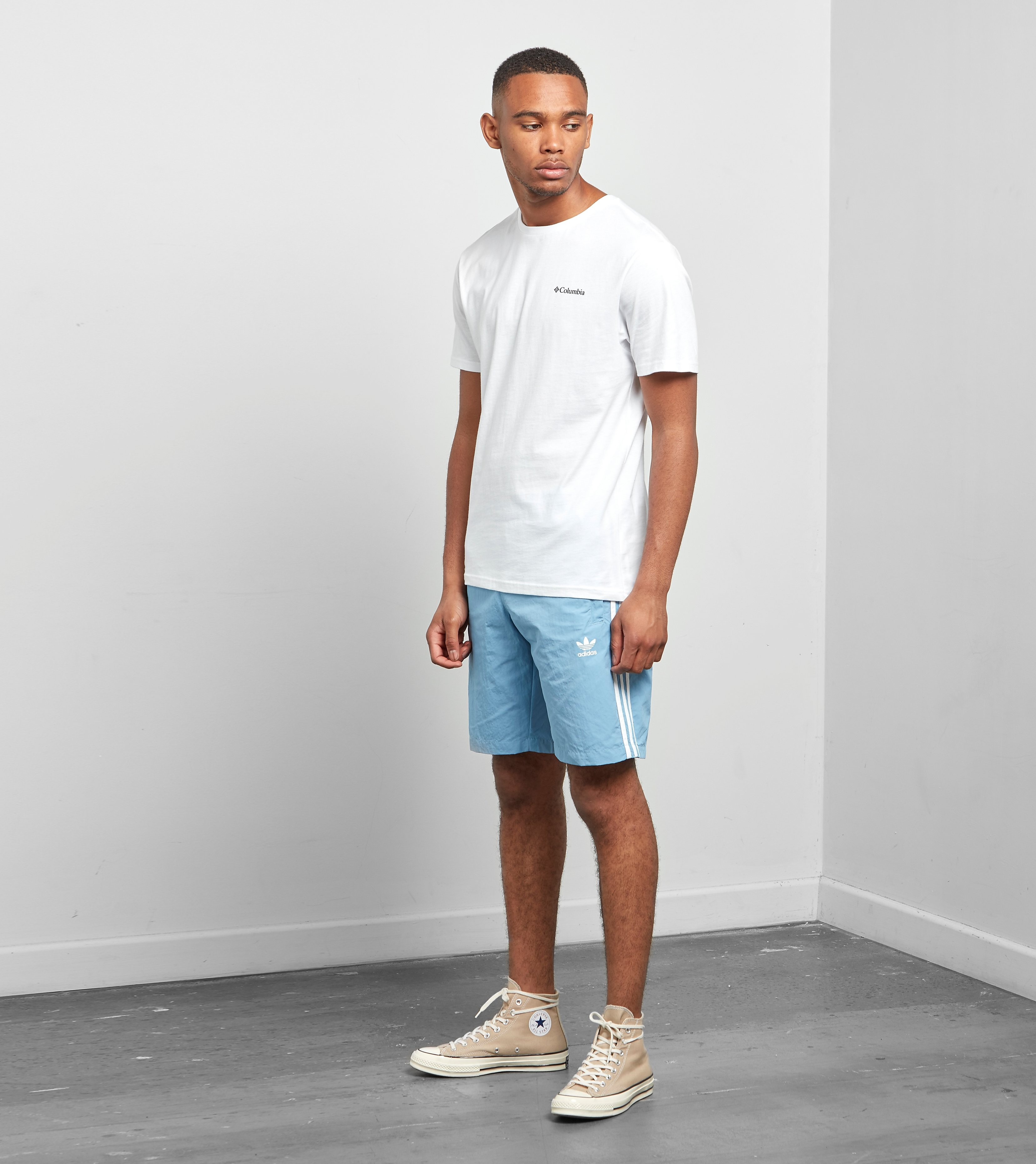 adidas Originals 3 Stripe Badshorts