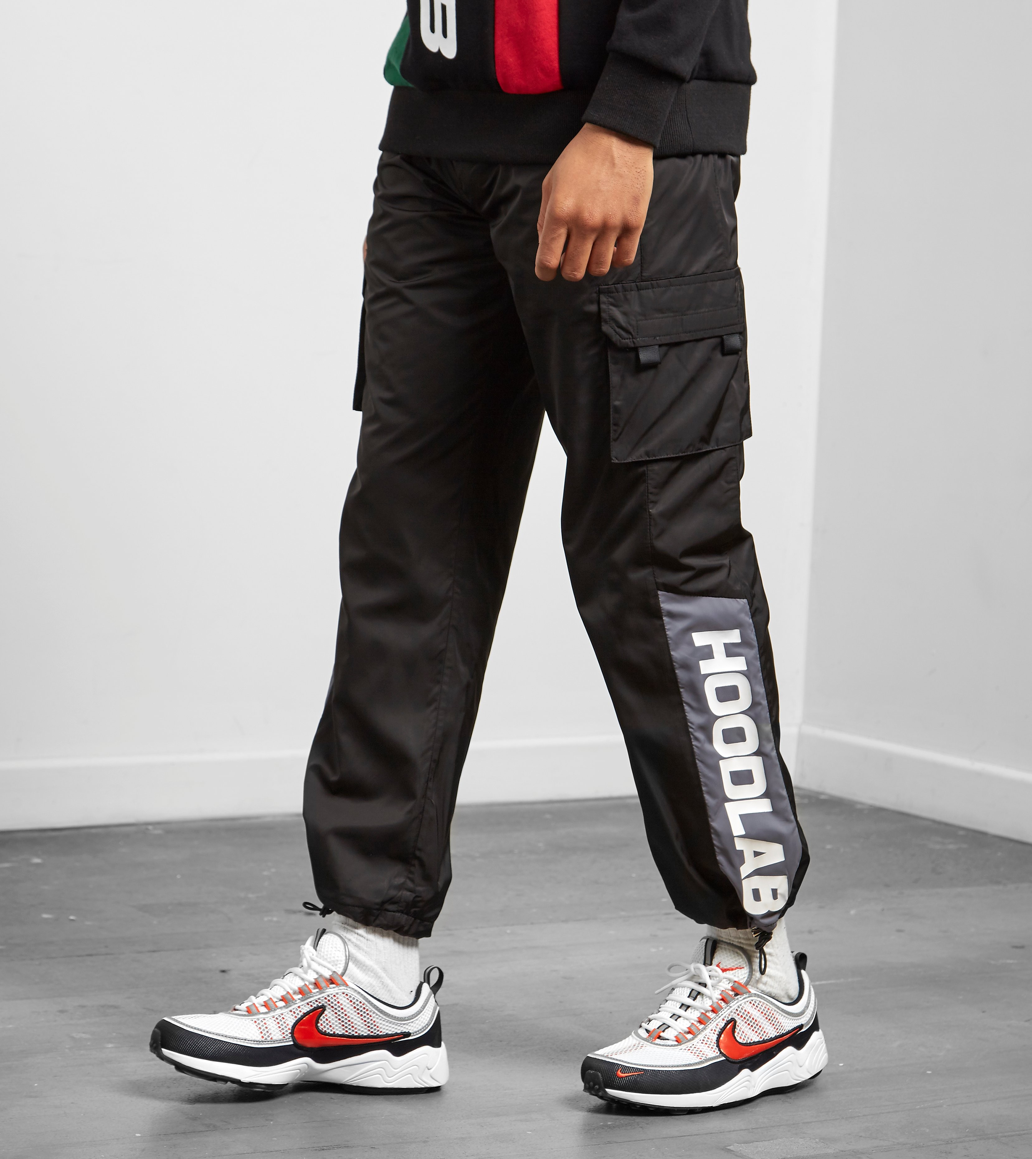 Hoodlab Nylon Track Pants