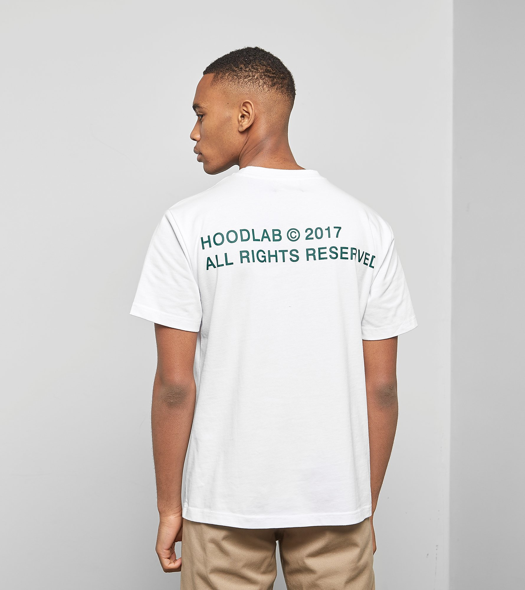 Hoodlab T-Shirt All Right - exclusivité size?