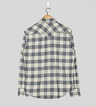 Levi's Barstow Long-Sleeved Checked Shirt