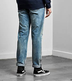 Levi's 501 CT Jeans Distressed Wash 'Dirty Dawn' Jeans