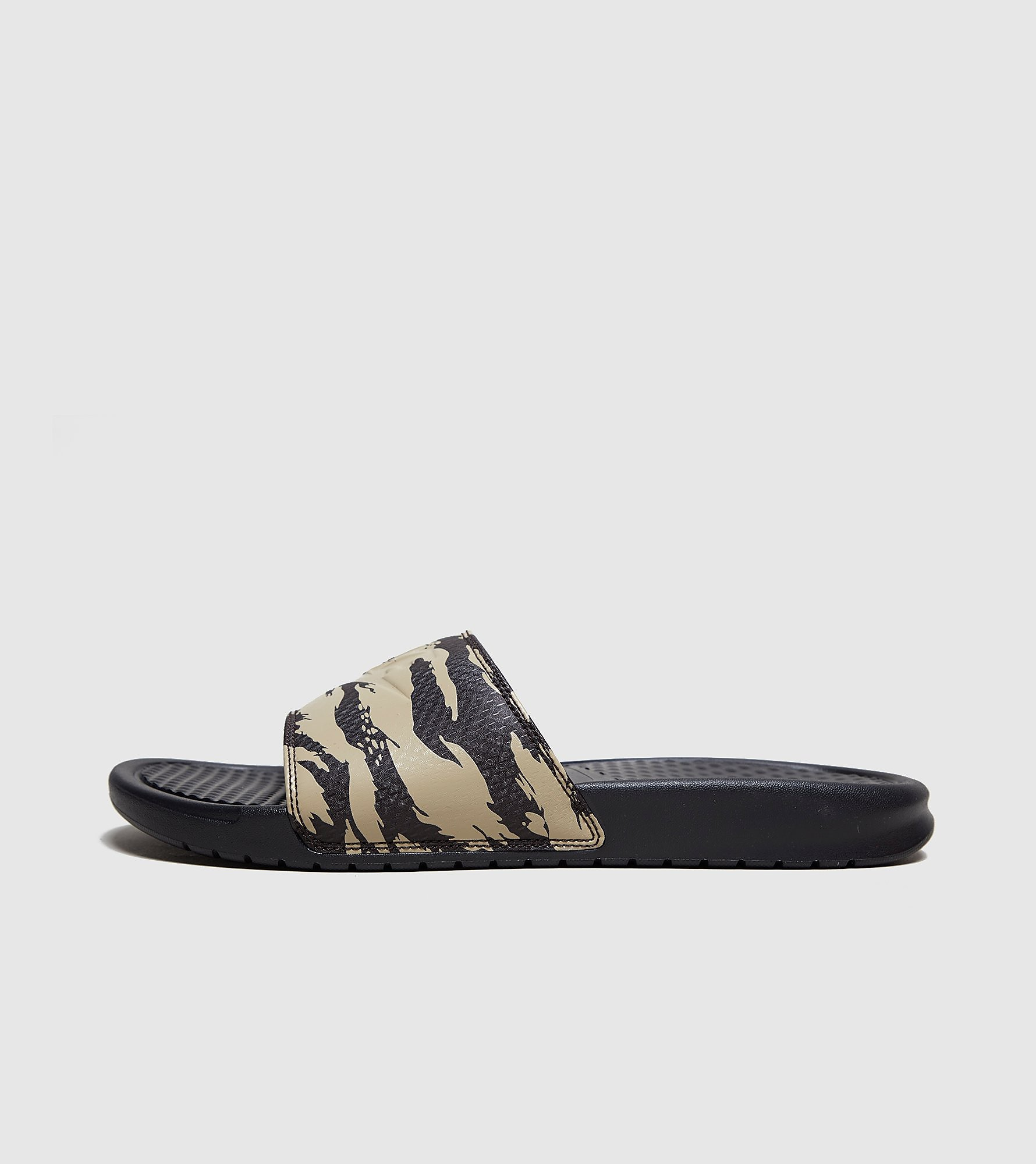 Nike Benassi Sandaler, Grn