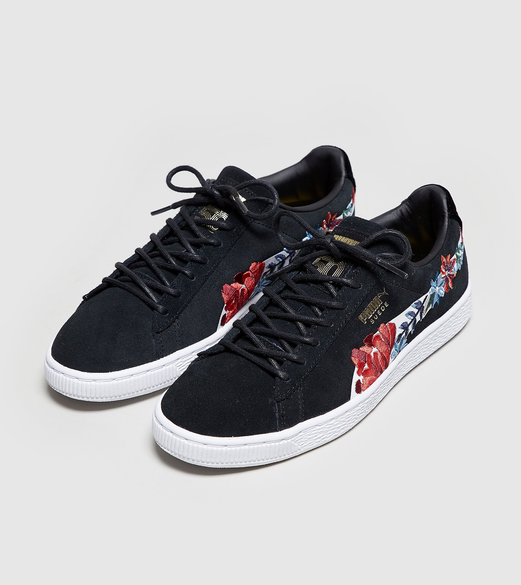 PUMA Suede Embellished Women's
