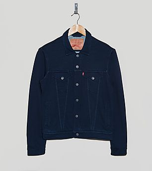 Levi's Terry Trucker Jacket