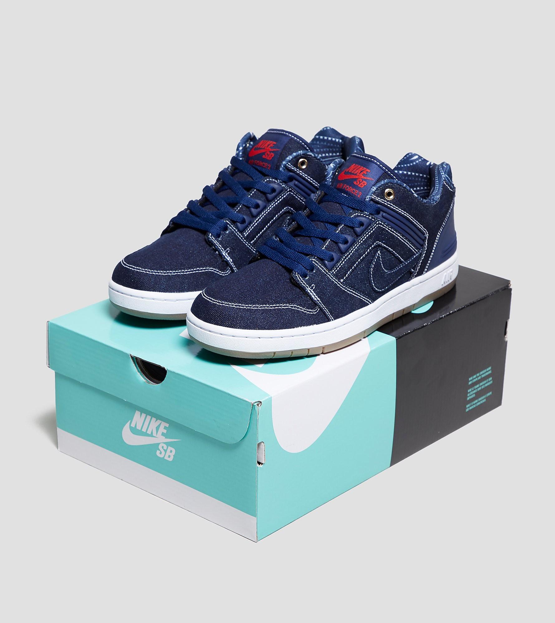 Nike SB Air Force 2 Denim