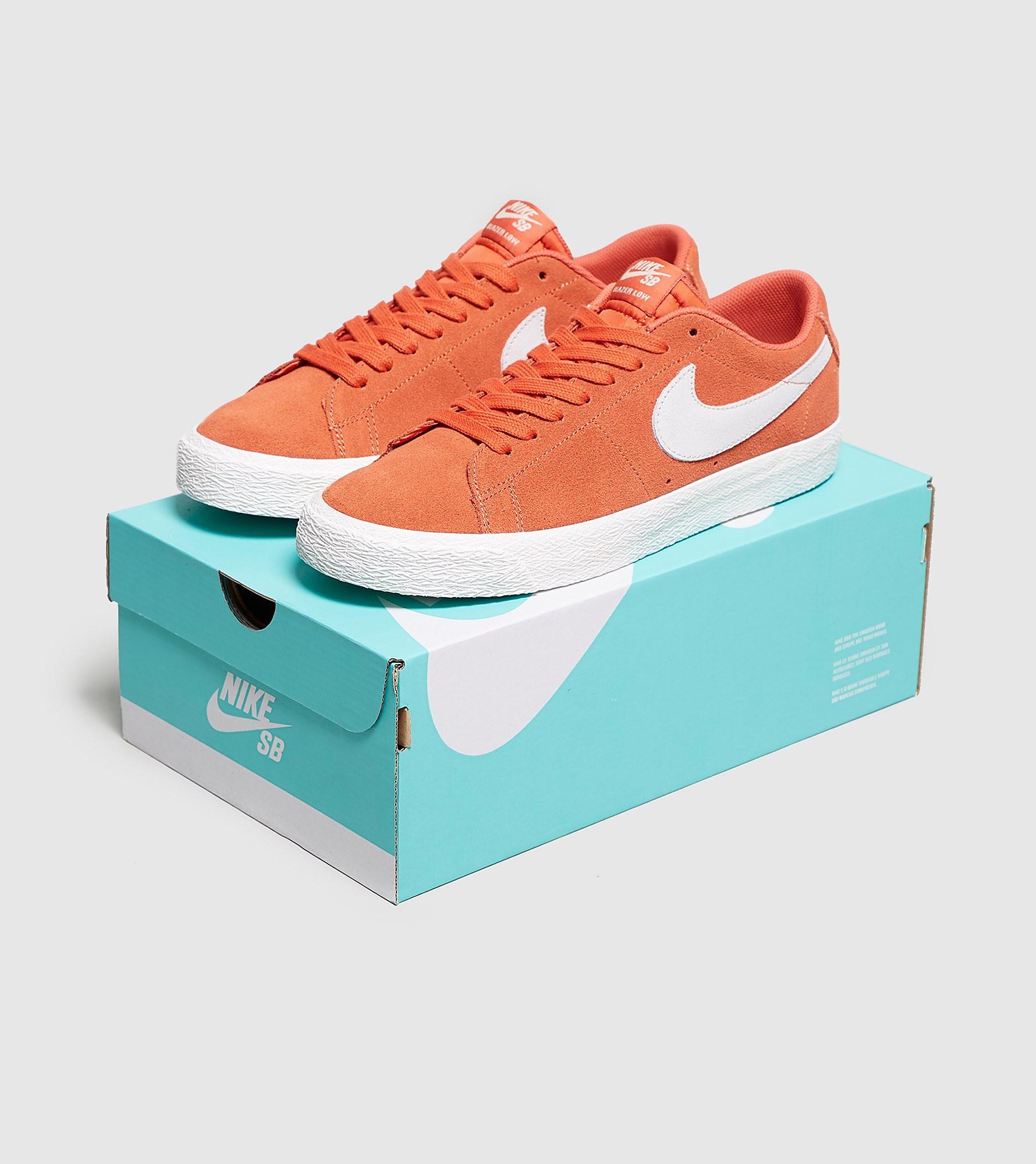 Nike Blazer Hi Suede