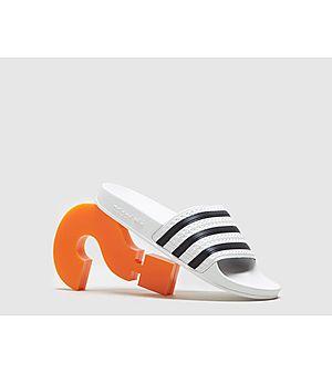 half off 4ee97 63403 adidas Originals Adilette Slides Women s ...