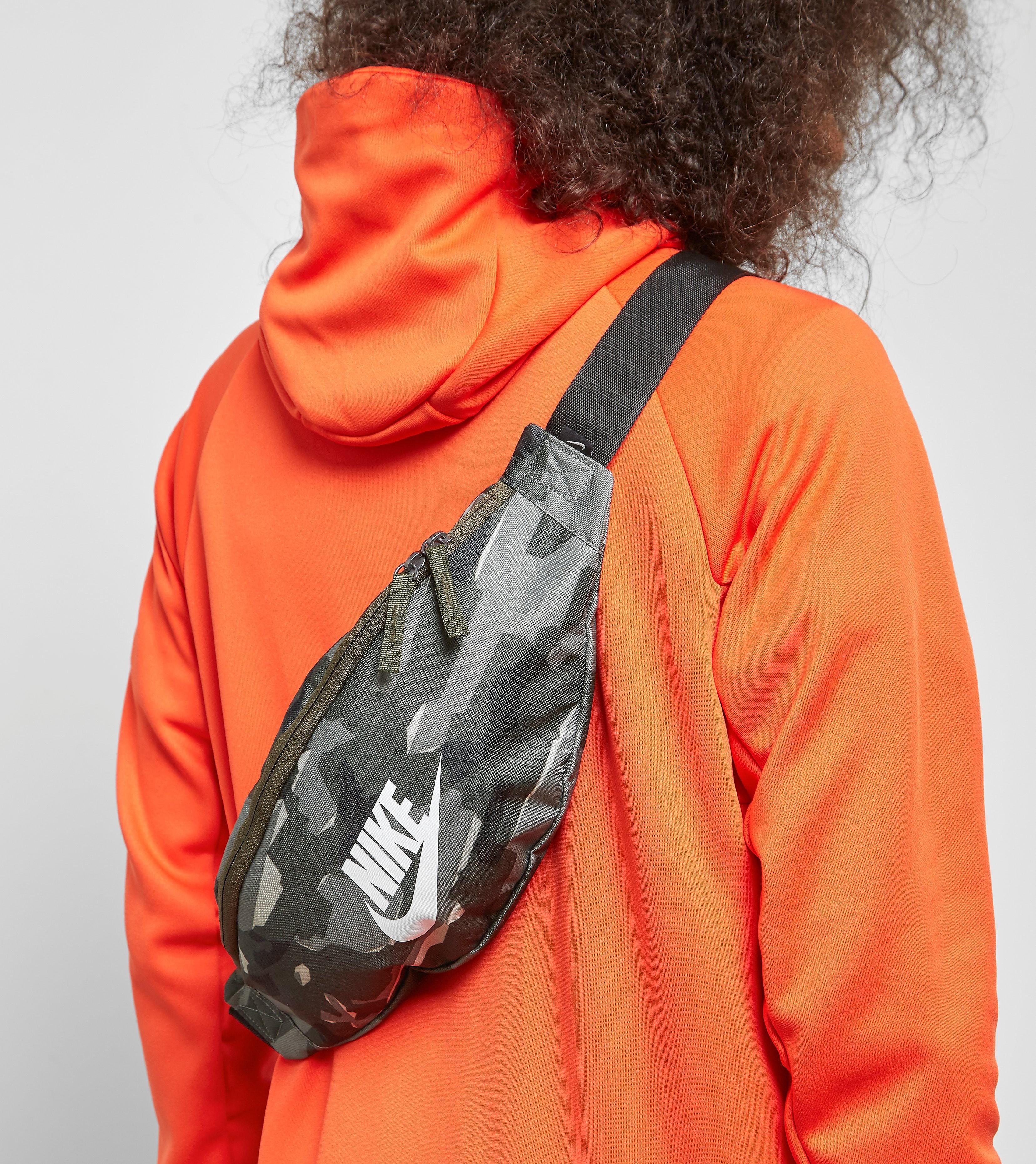 Nike Camo Waist Bag