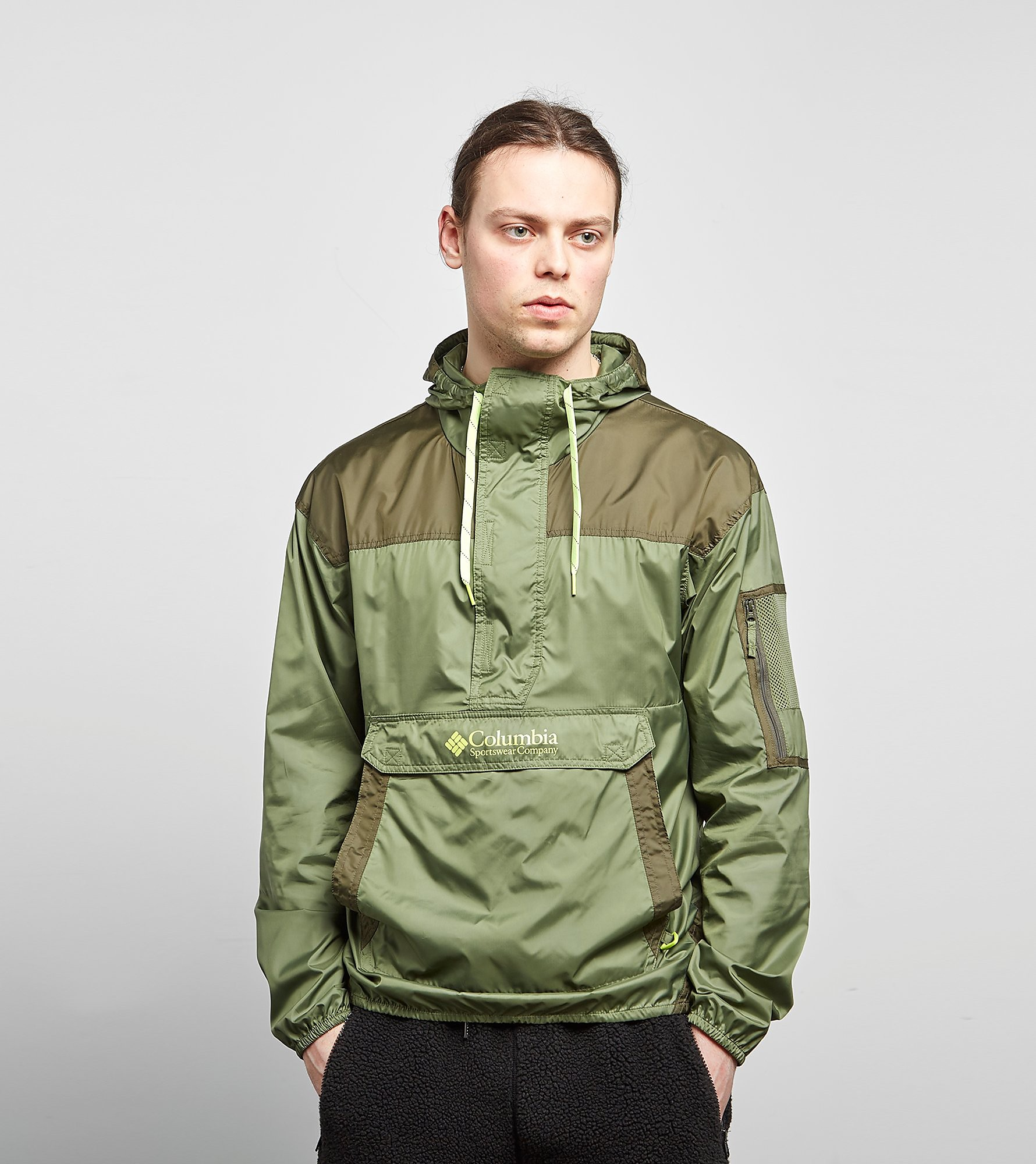 Columbia Challenger Lightweight 1/2 Zip Jacket