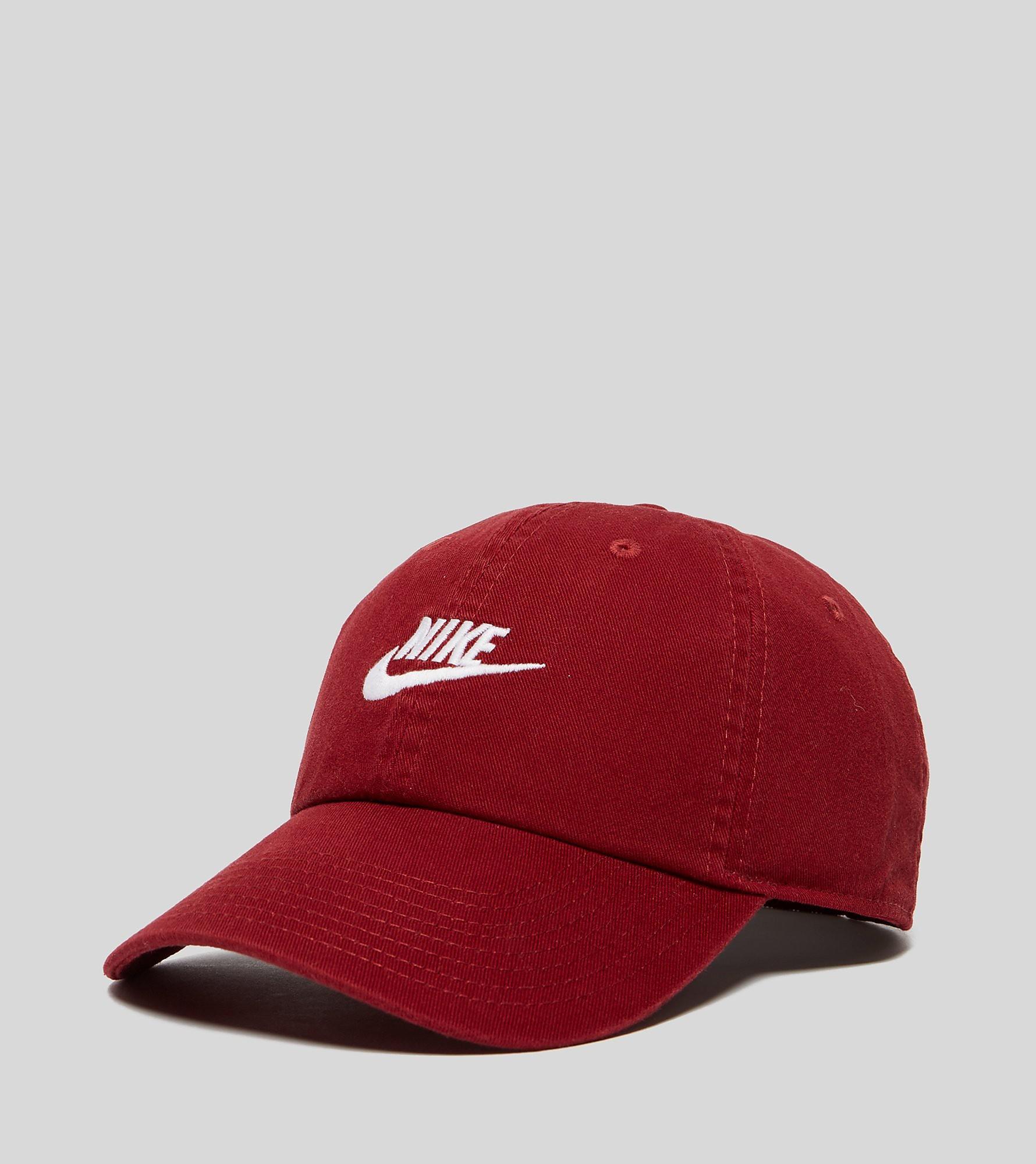 Nike Futura Washed H86 Cap, Rood