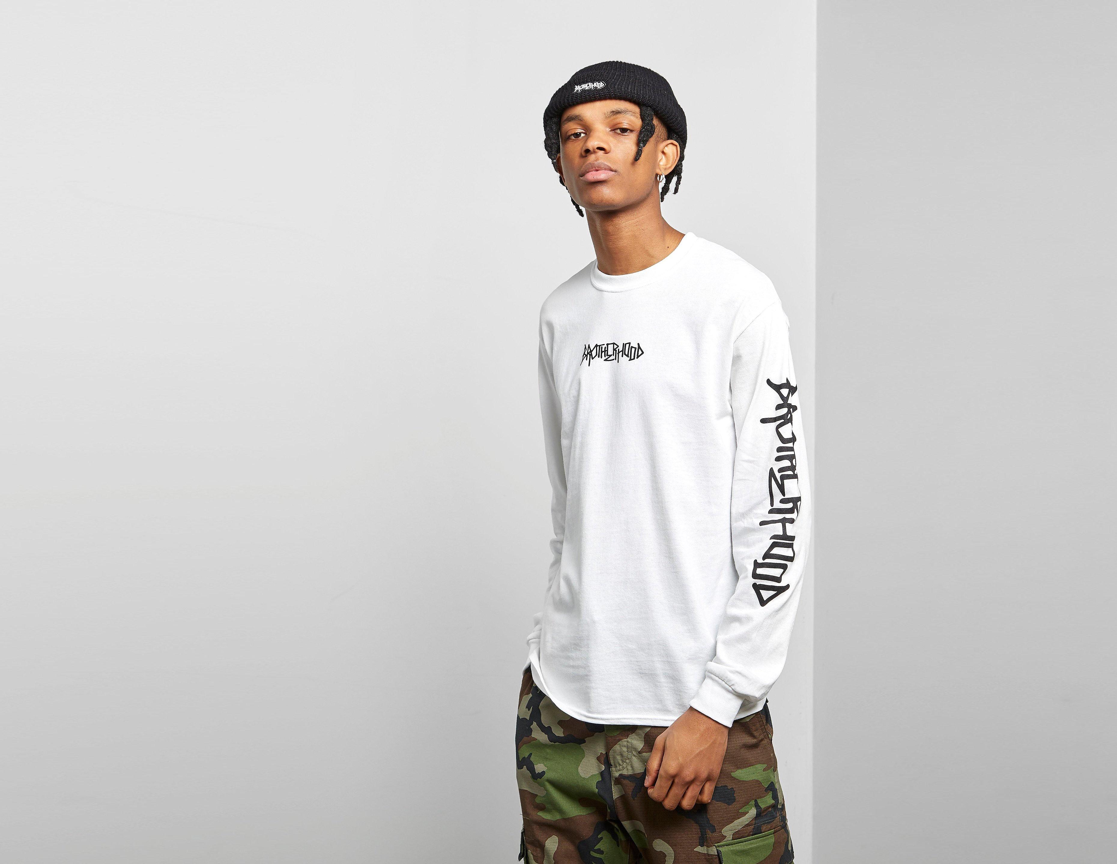 Brotherhood Iconic Long Sleeved T-Shirt