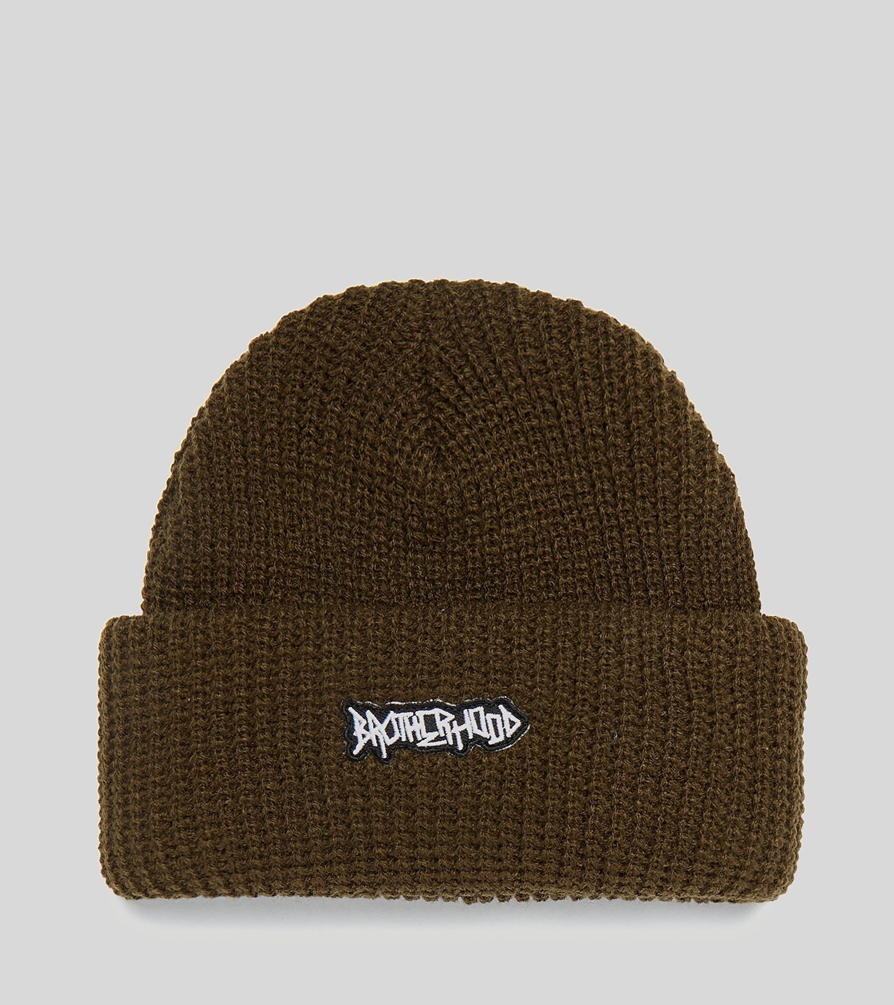 Brotherhood Warp Logo Knitted Beanie