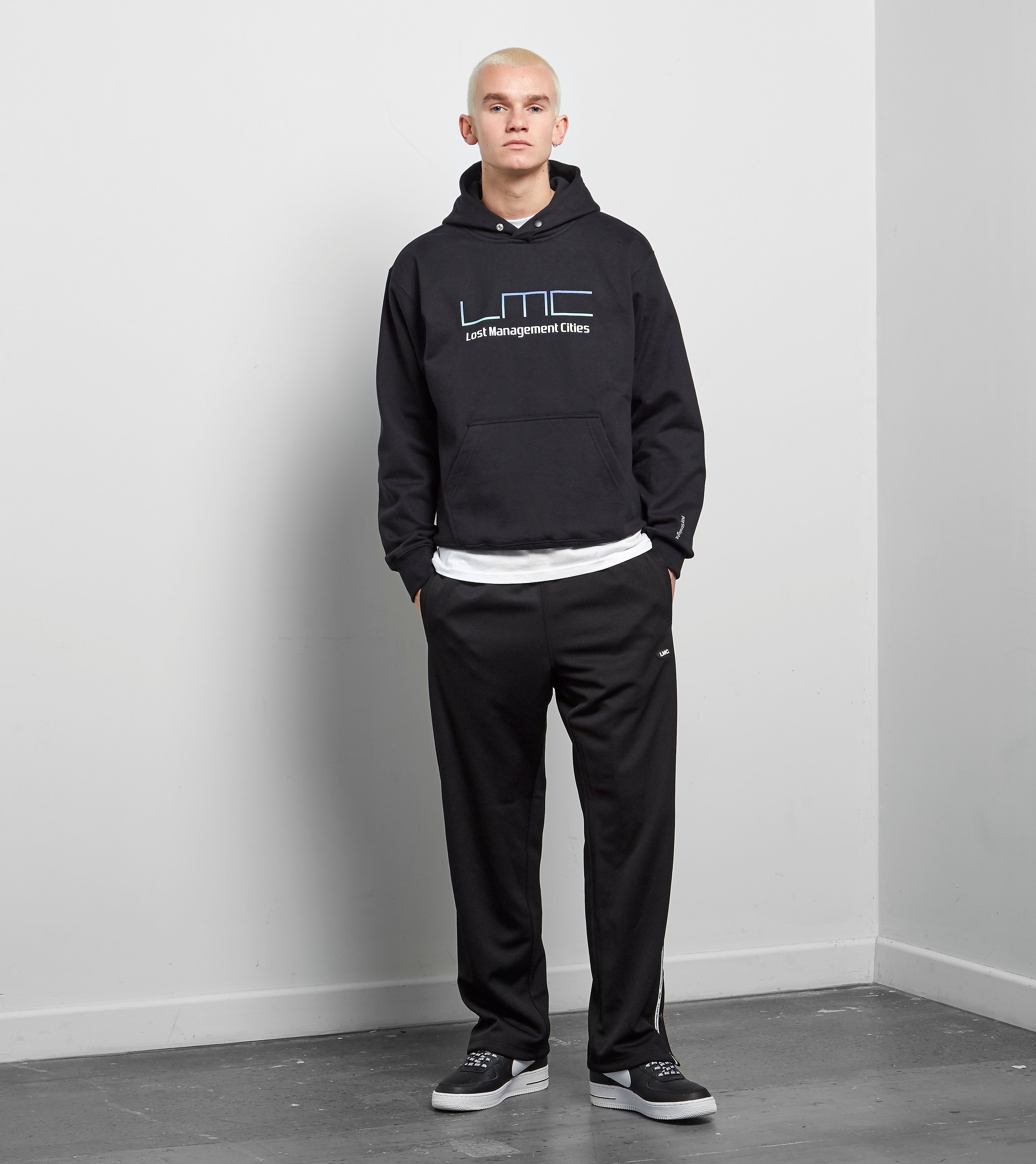 Lost Management Cities PS2 Logo Hoodie