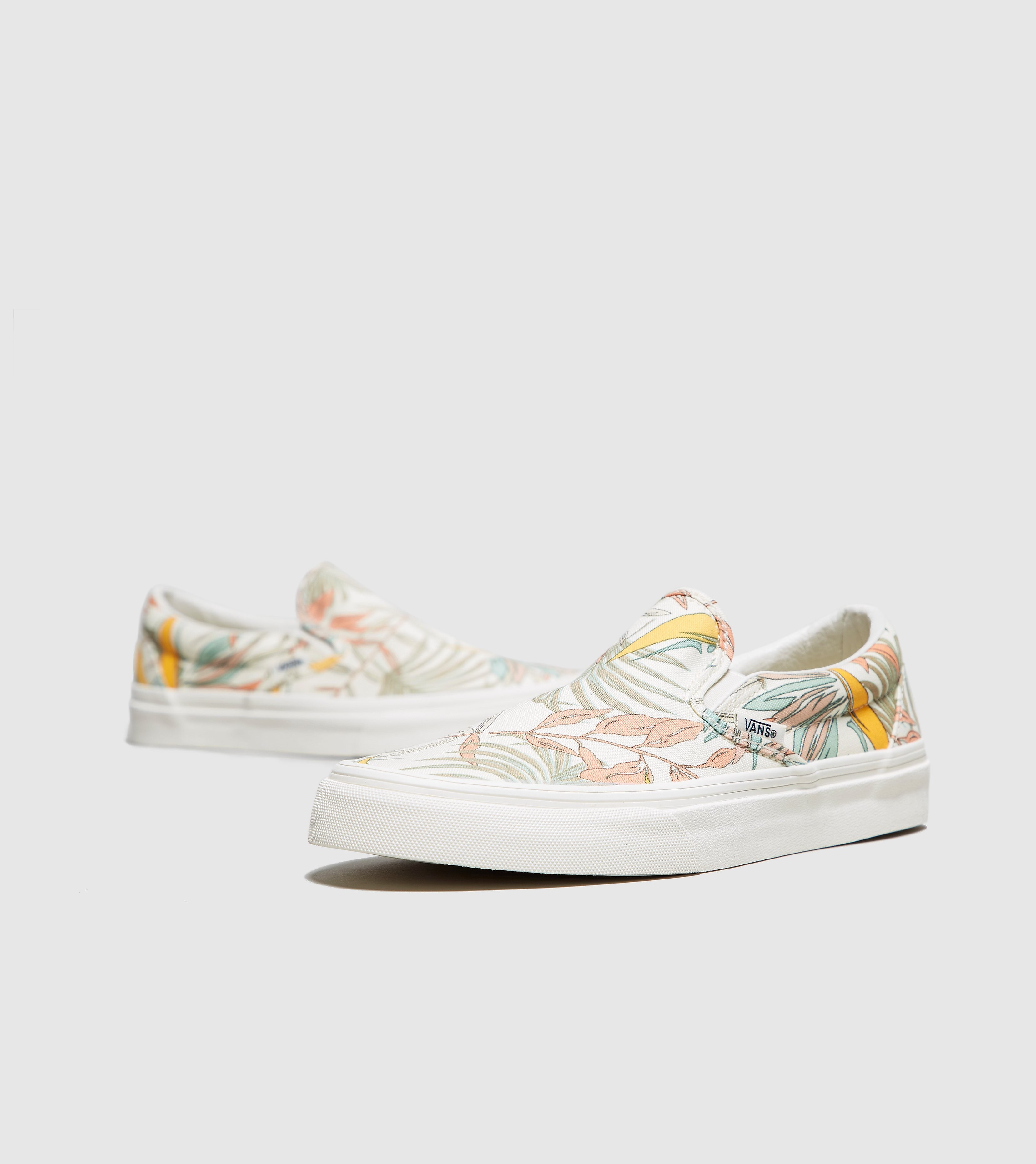 Vans Slip-On California Floral Women's