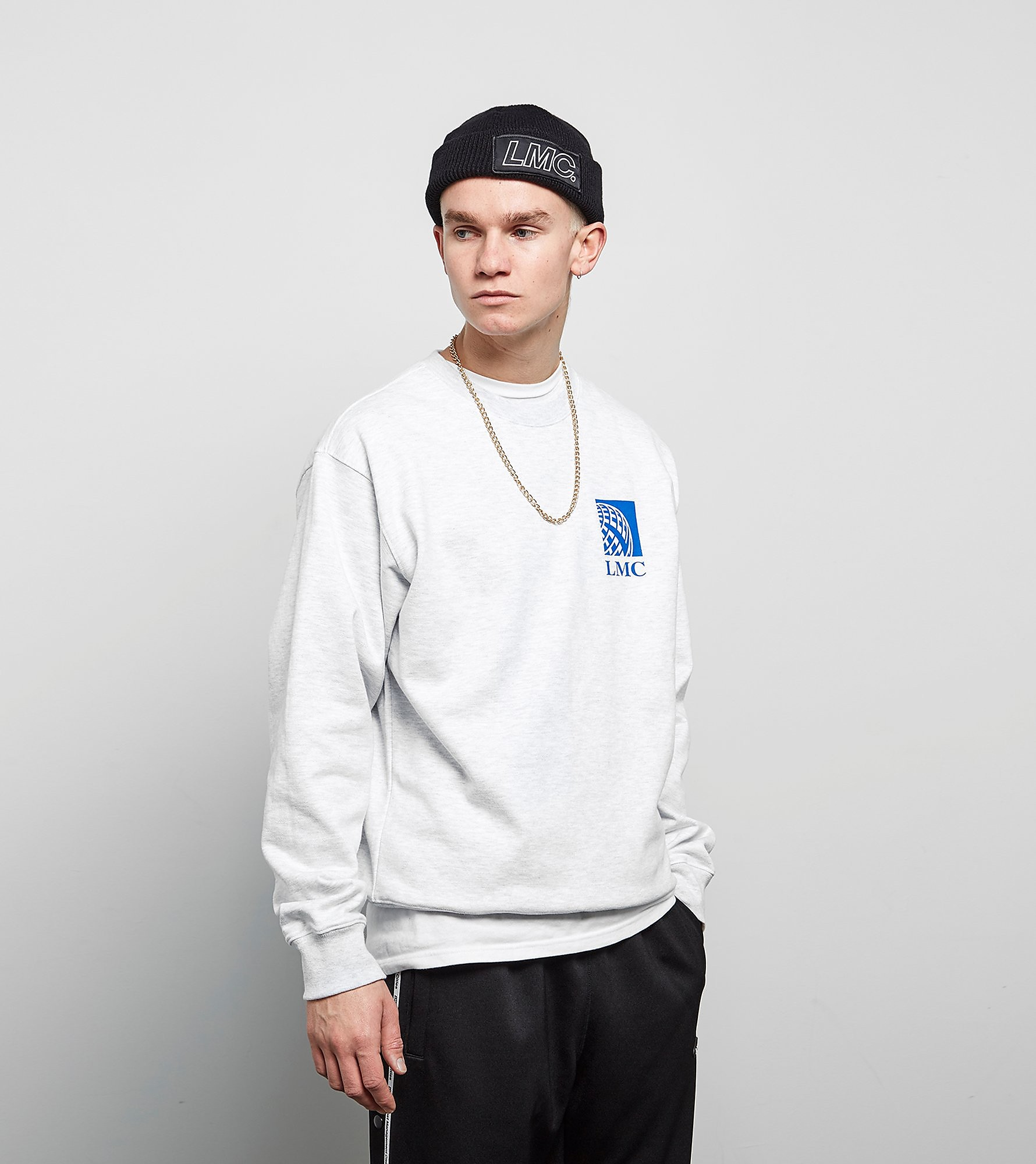 Lost Management Cities United Sweater
