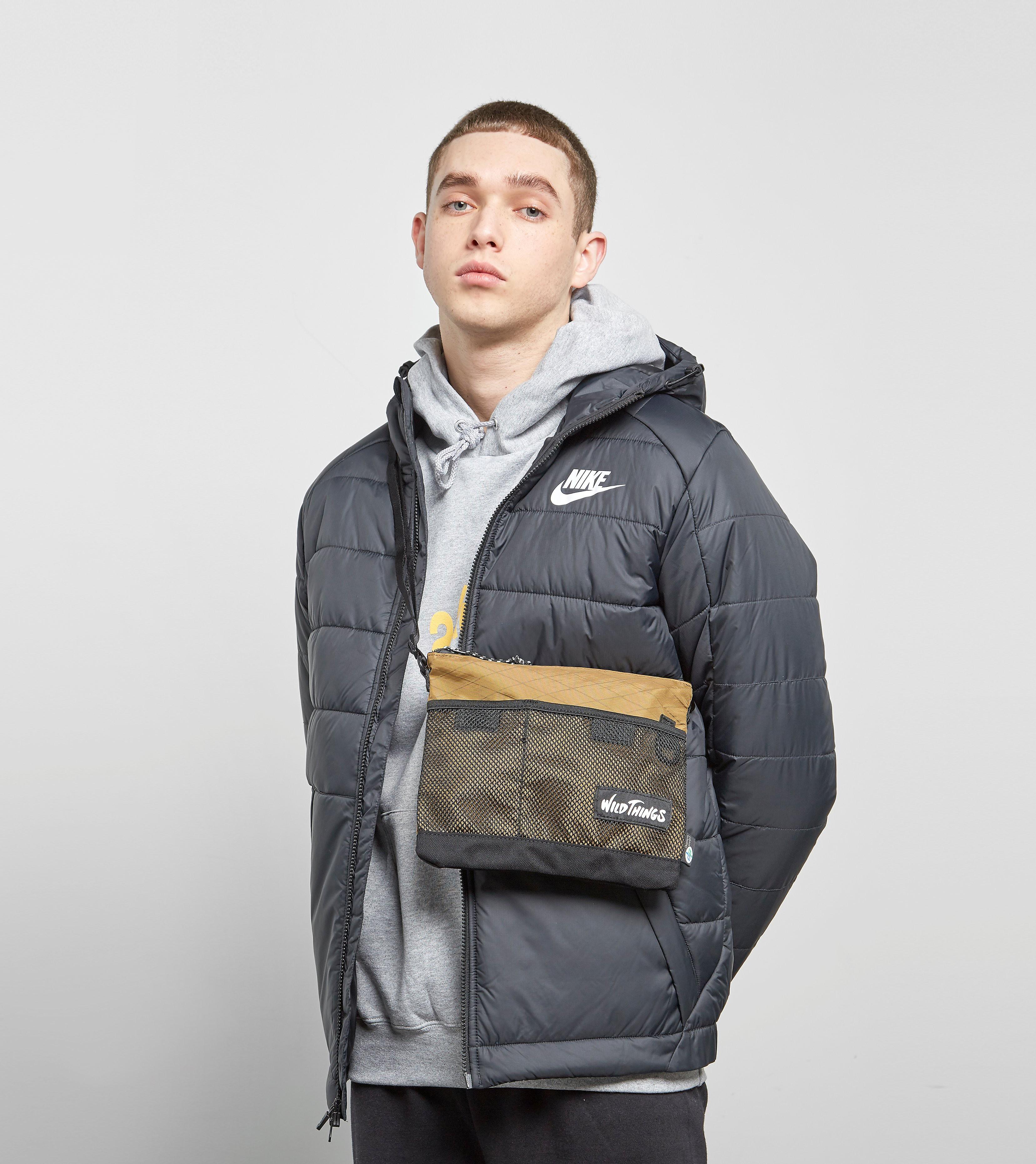 Wild Things Sacoche Bag, marrón/negro