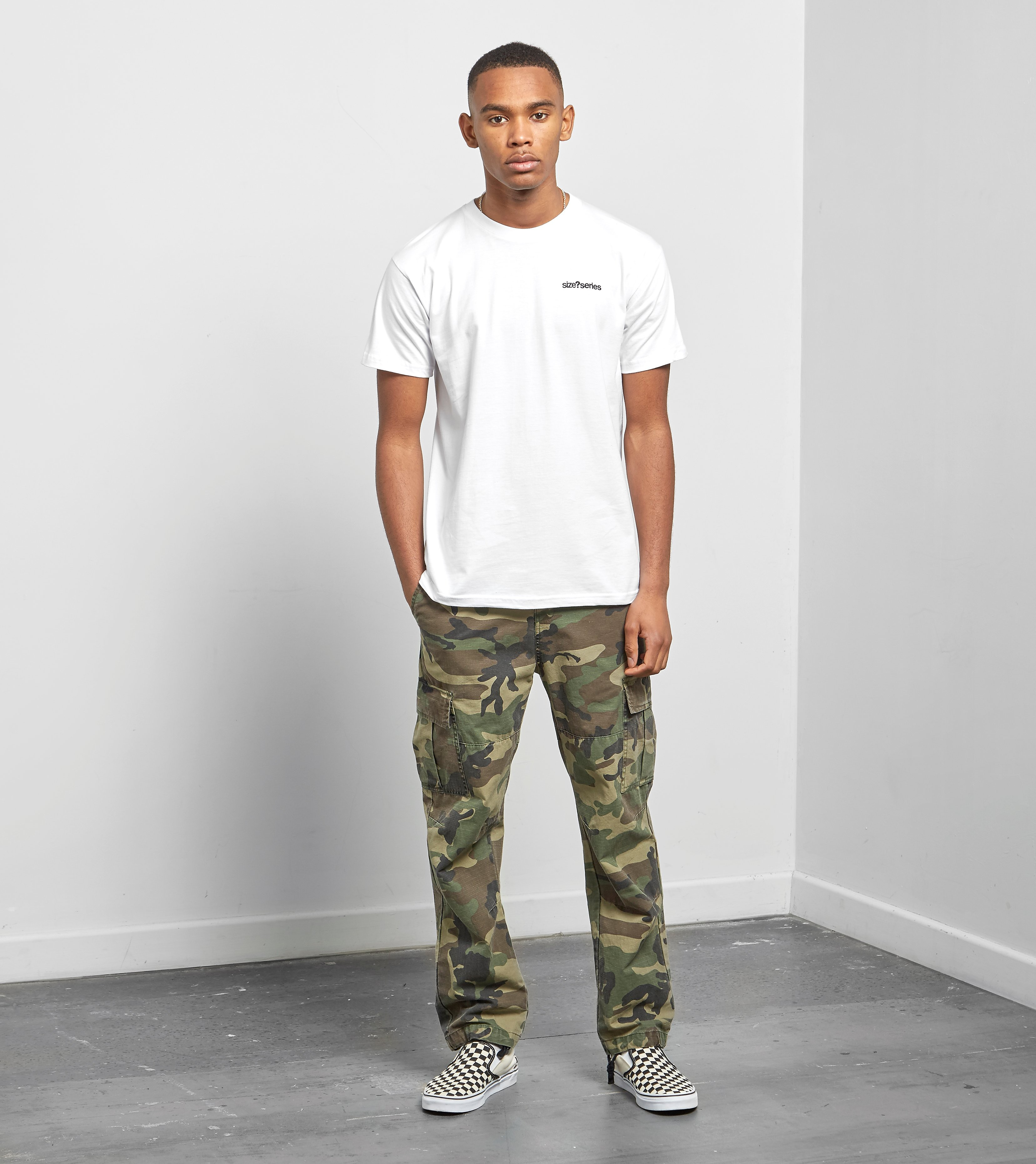 size? x Adam Nickel T-shirt