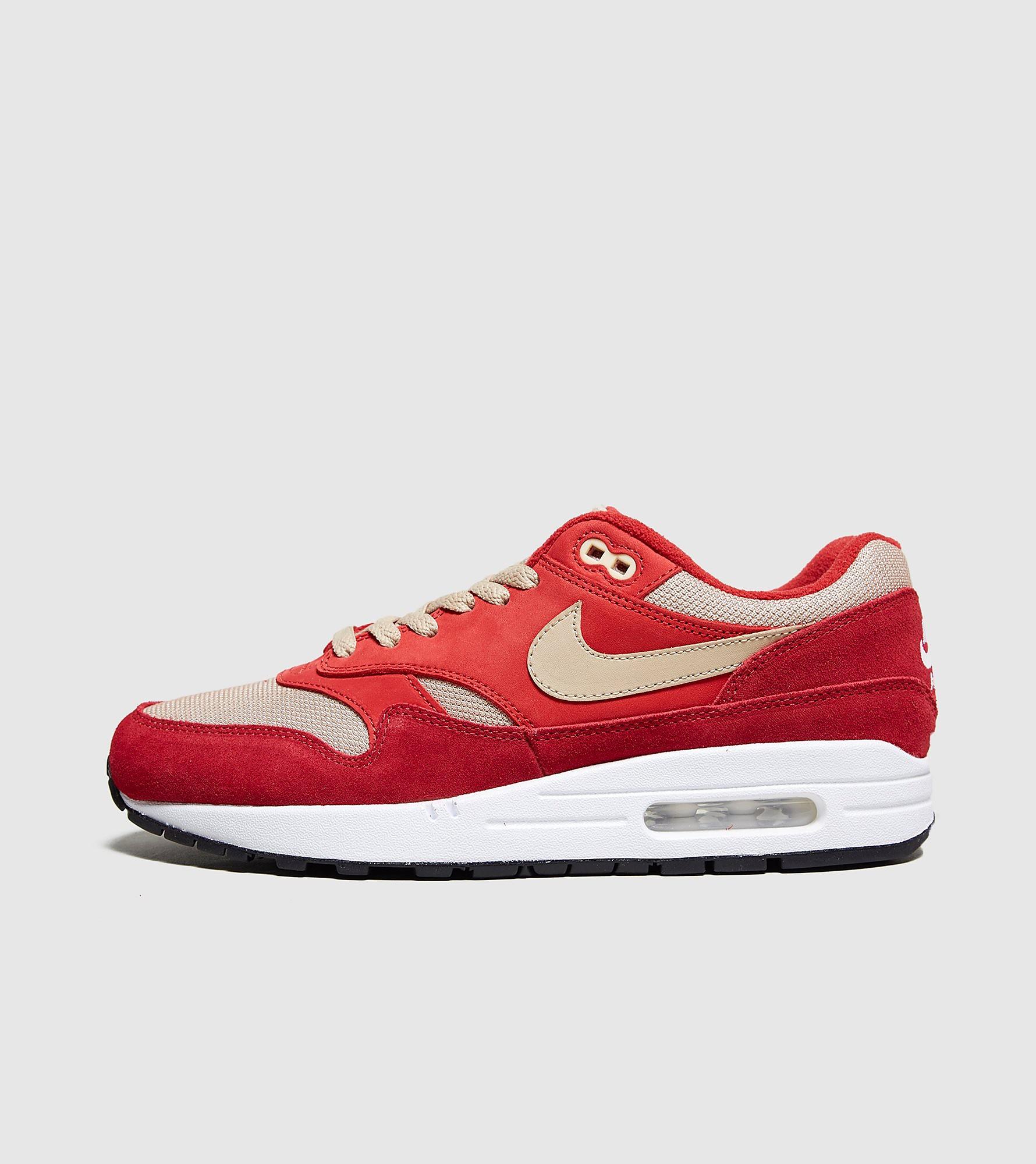 Nike Air Max 1 Premium QS, Red