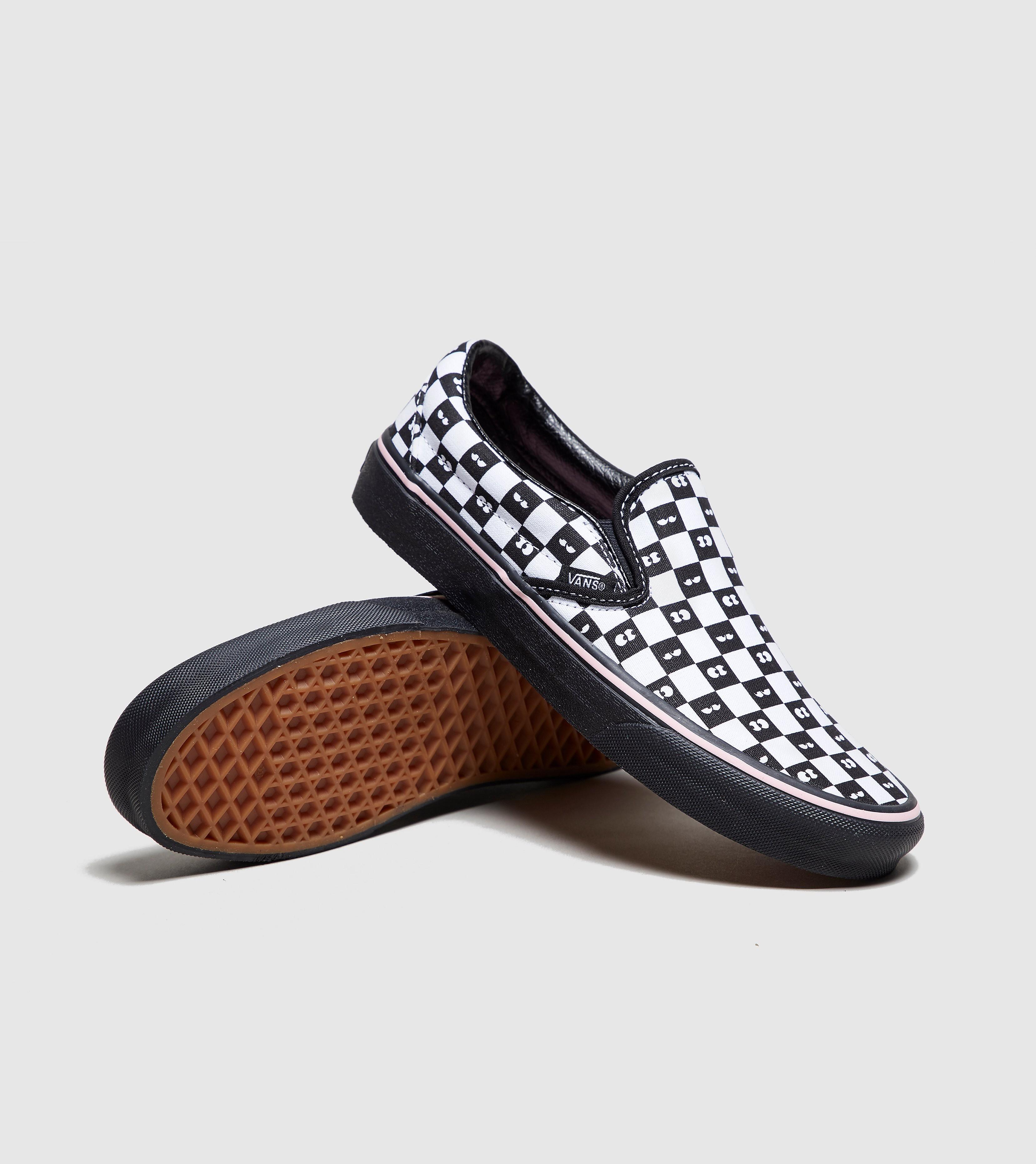 Vans x Lazy Oaf Slip On Checkerboard Women's