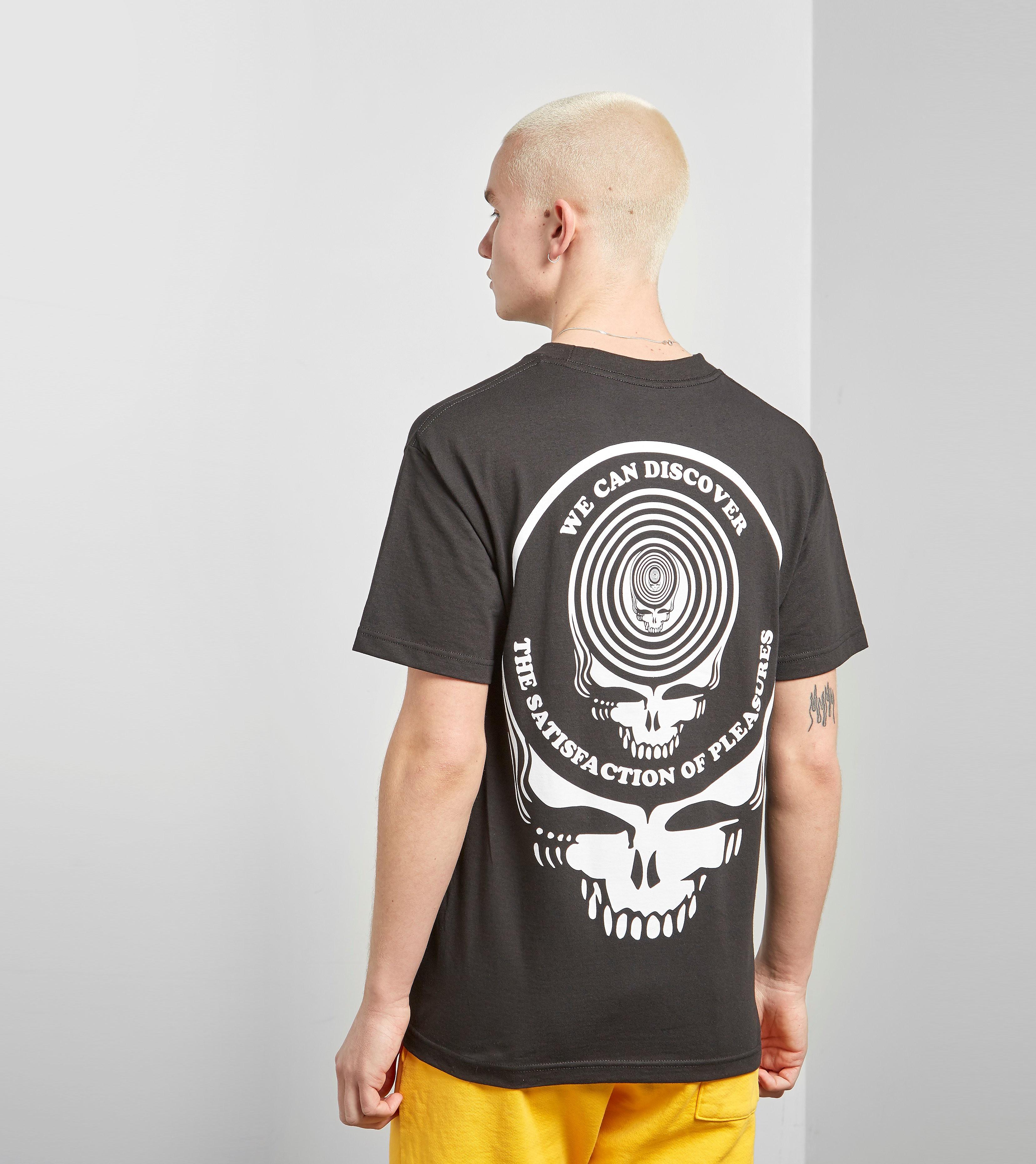 PLEASURES x Grateful Dead Face T-Shirt