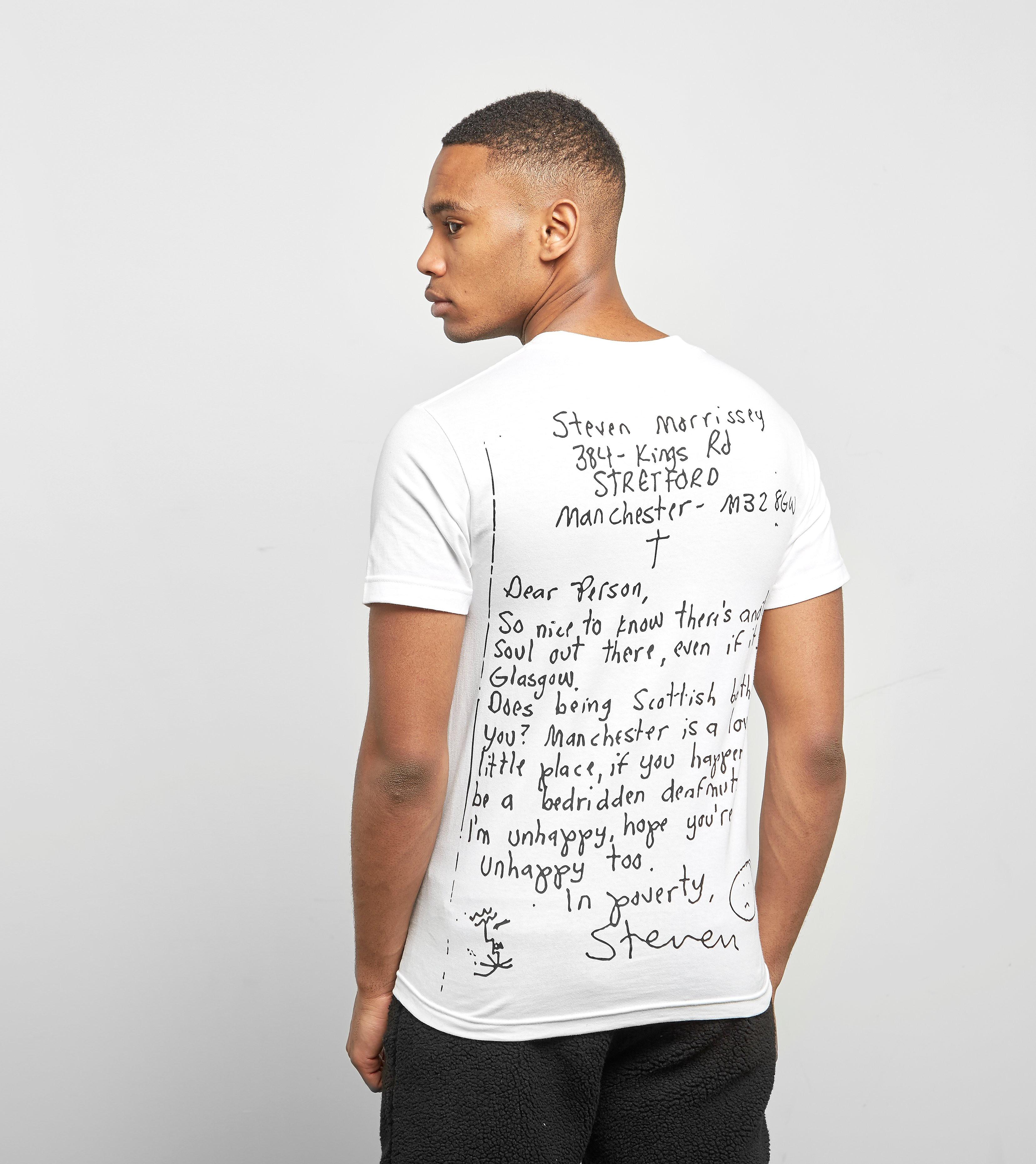 PLEASURES Letter T-Shirt