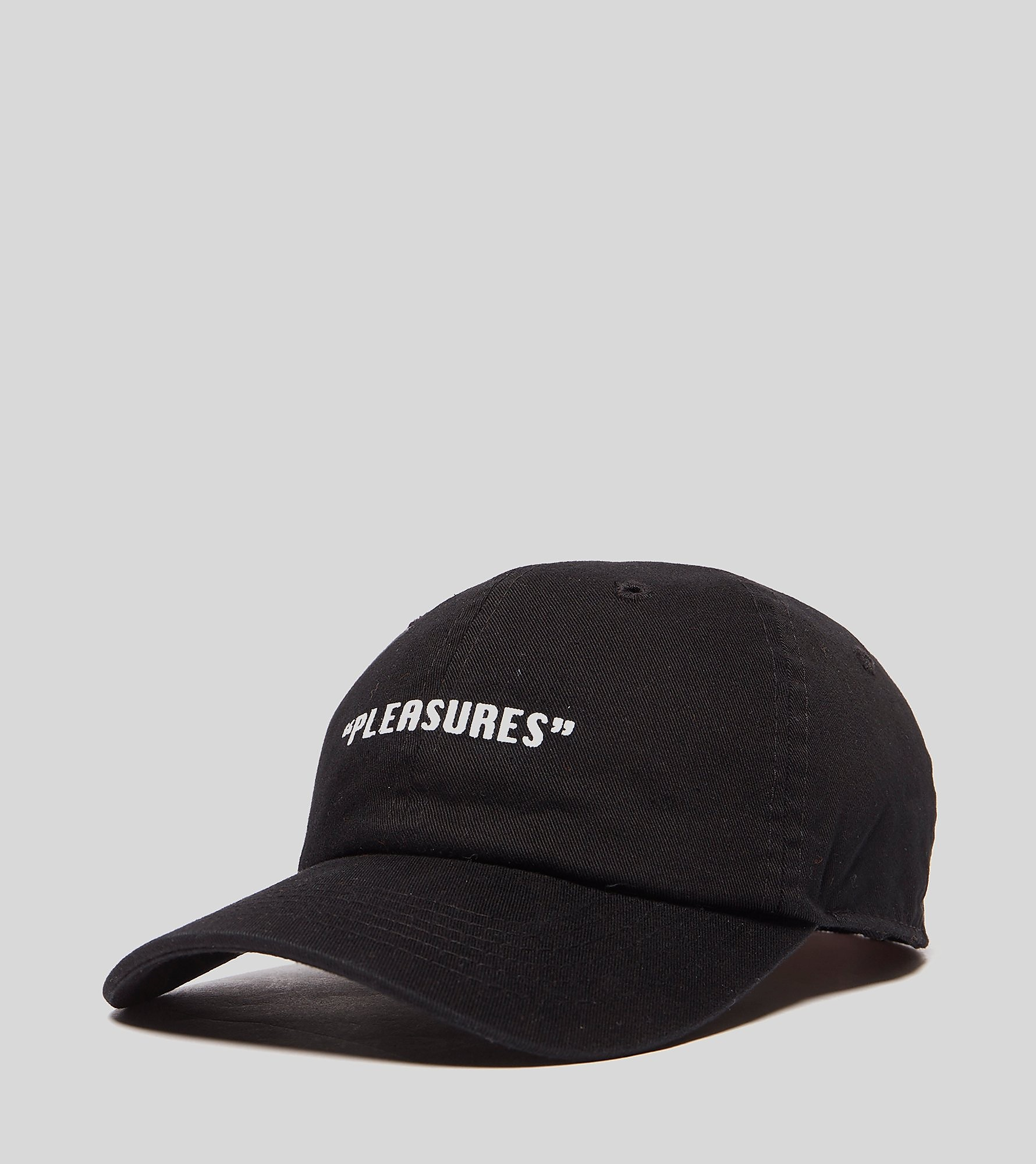 PLEASURES ART HOMESICK POLO CAP